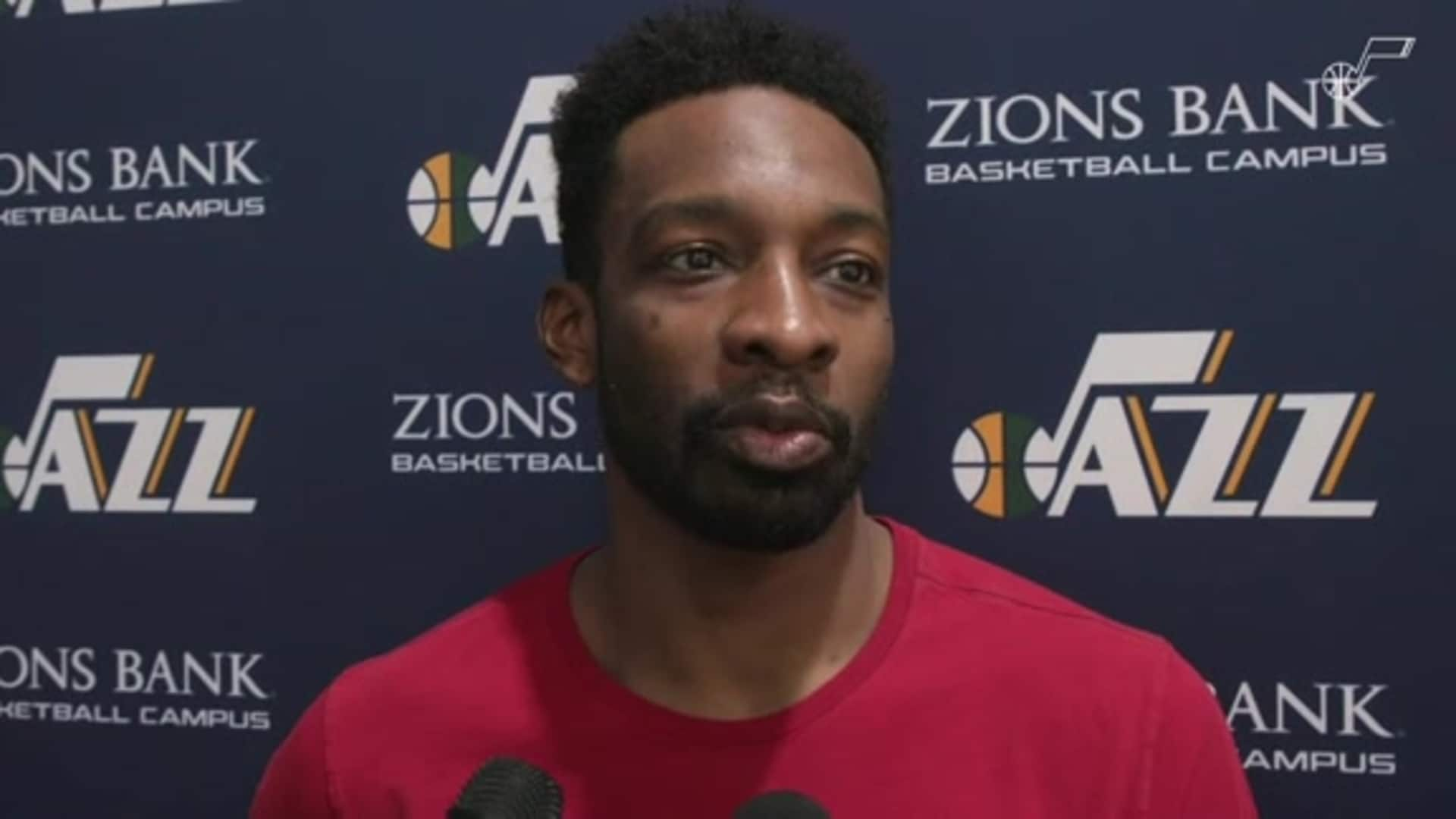Shootaround Interviews, 12.13—Jeff Green