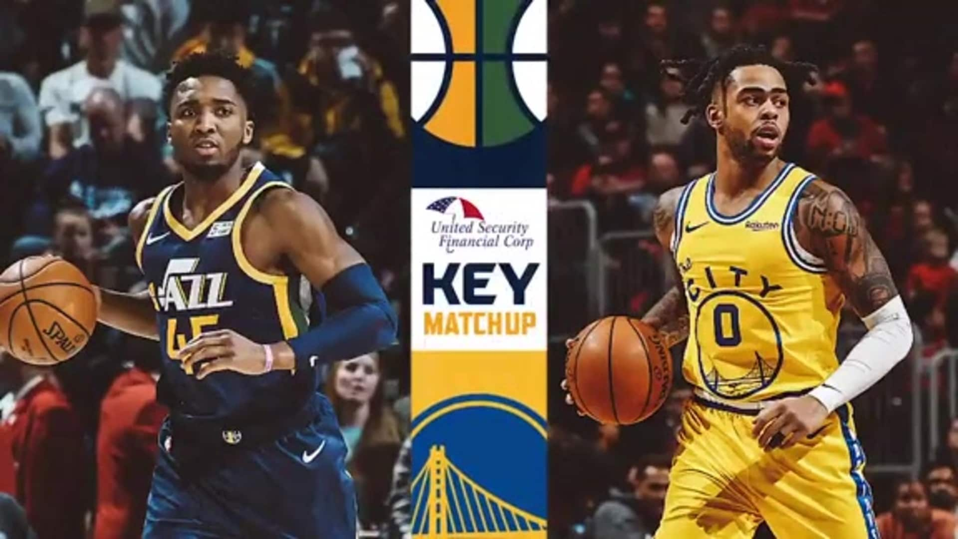 Key Matchup: Donovan Mitchell vs. D'Angelo Russell