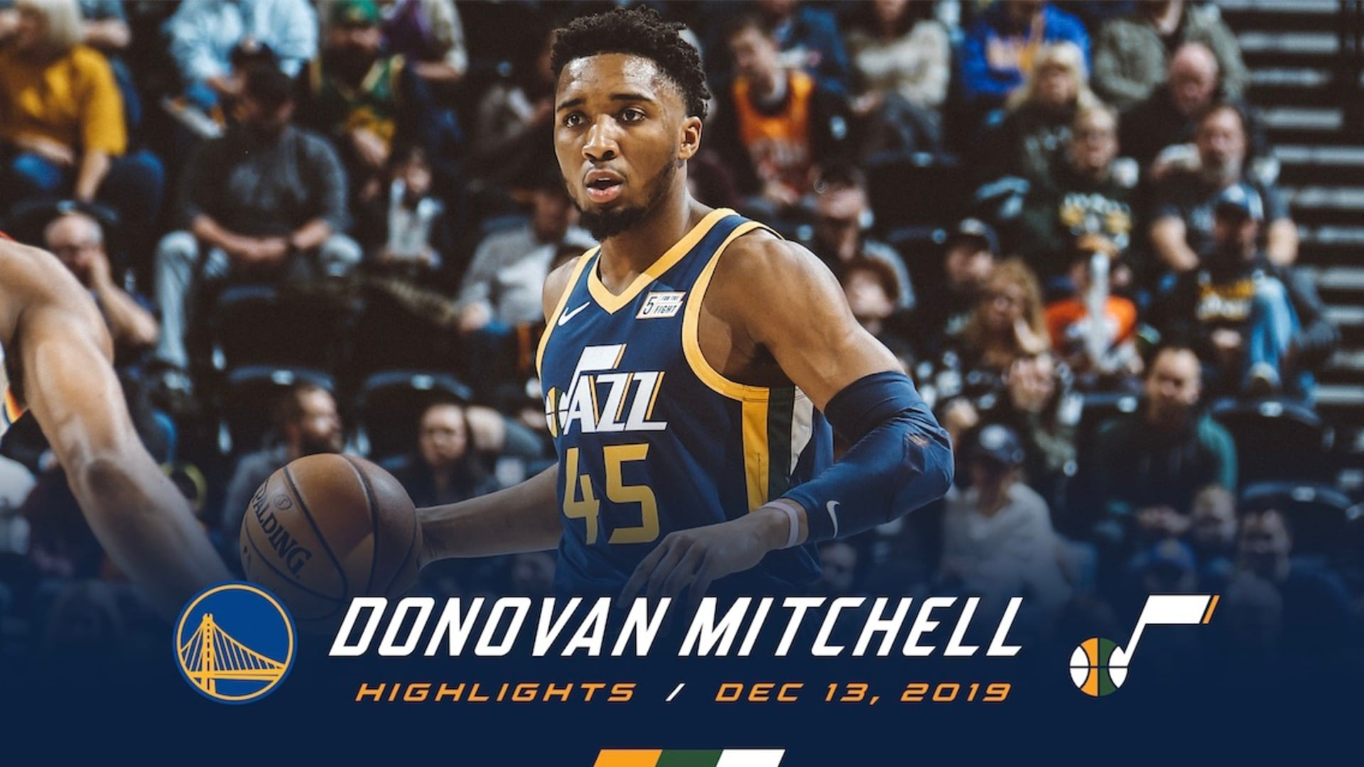 Highlights: Donovan Mitchell — 28 points, 4 rebounds
