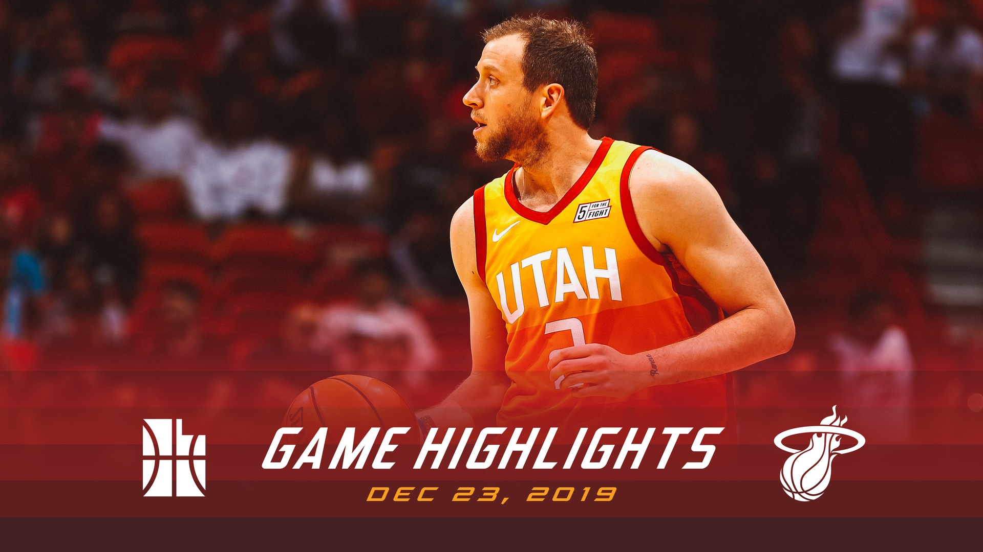 Highlights: Jazz 104 | Heat 107