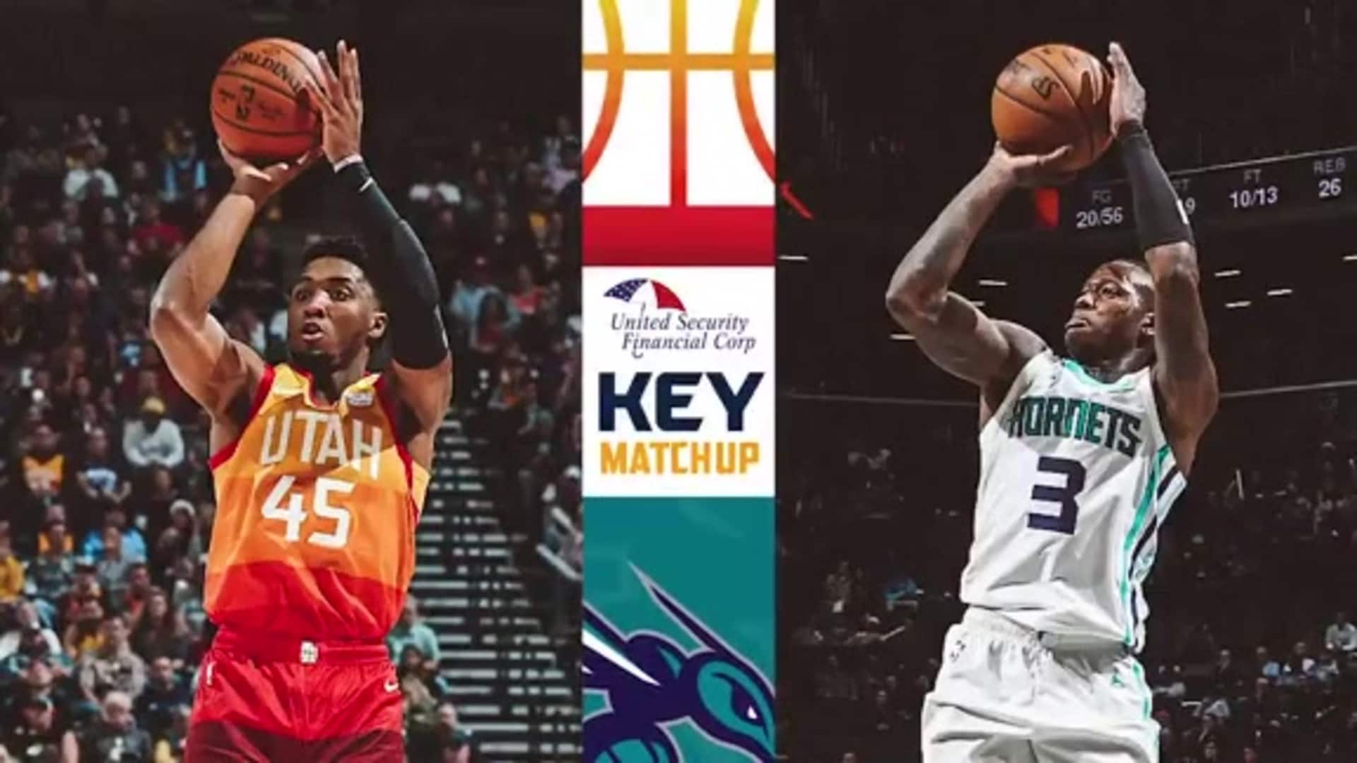 Key Matchup: Donovan Mitchell vs. Terry Rozier
