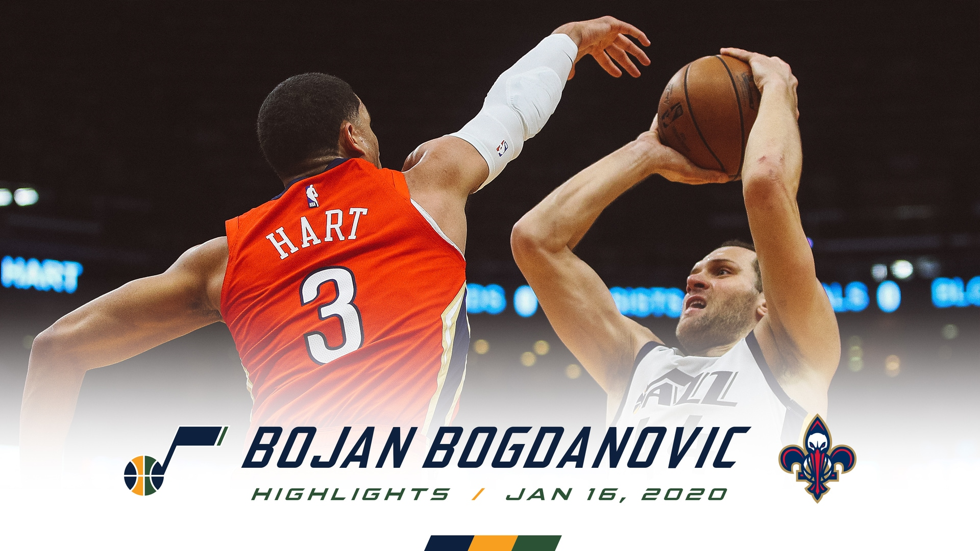 Highlights: Bojan Bogdanović—26 points, 4 assists