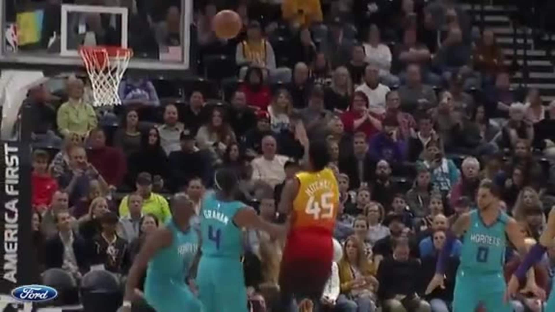Dunks of the Week - 1.17.20