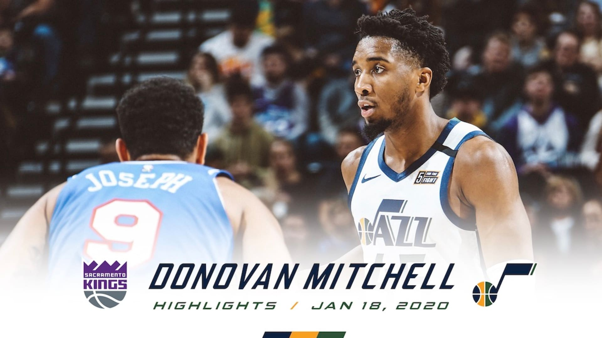 Highlights: Donovan Mitchell — 22 points, 4 rebounds