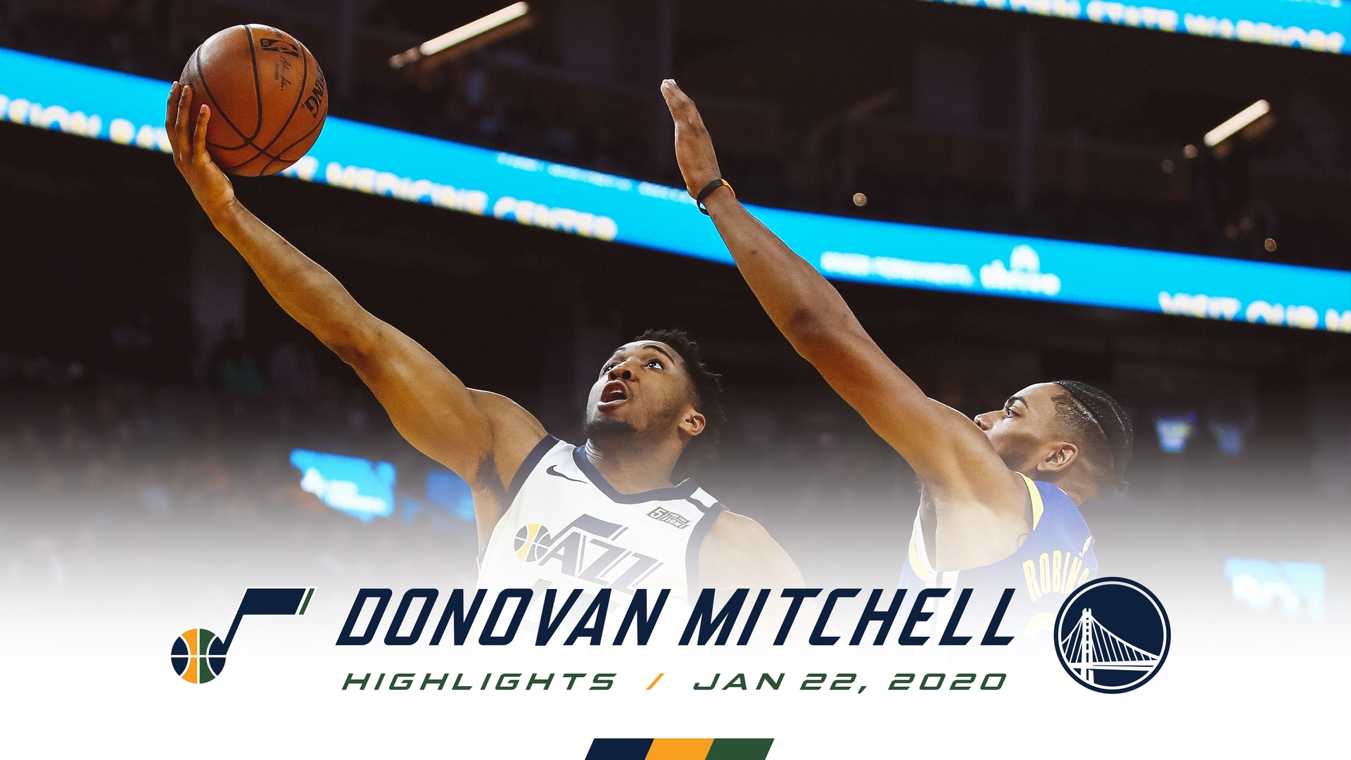 Highlights: Donovan Mitchell—23 points, 4 3pm