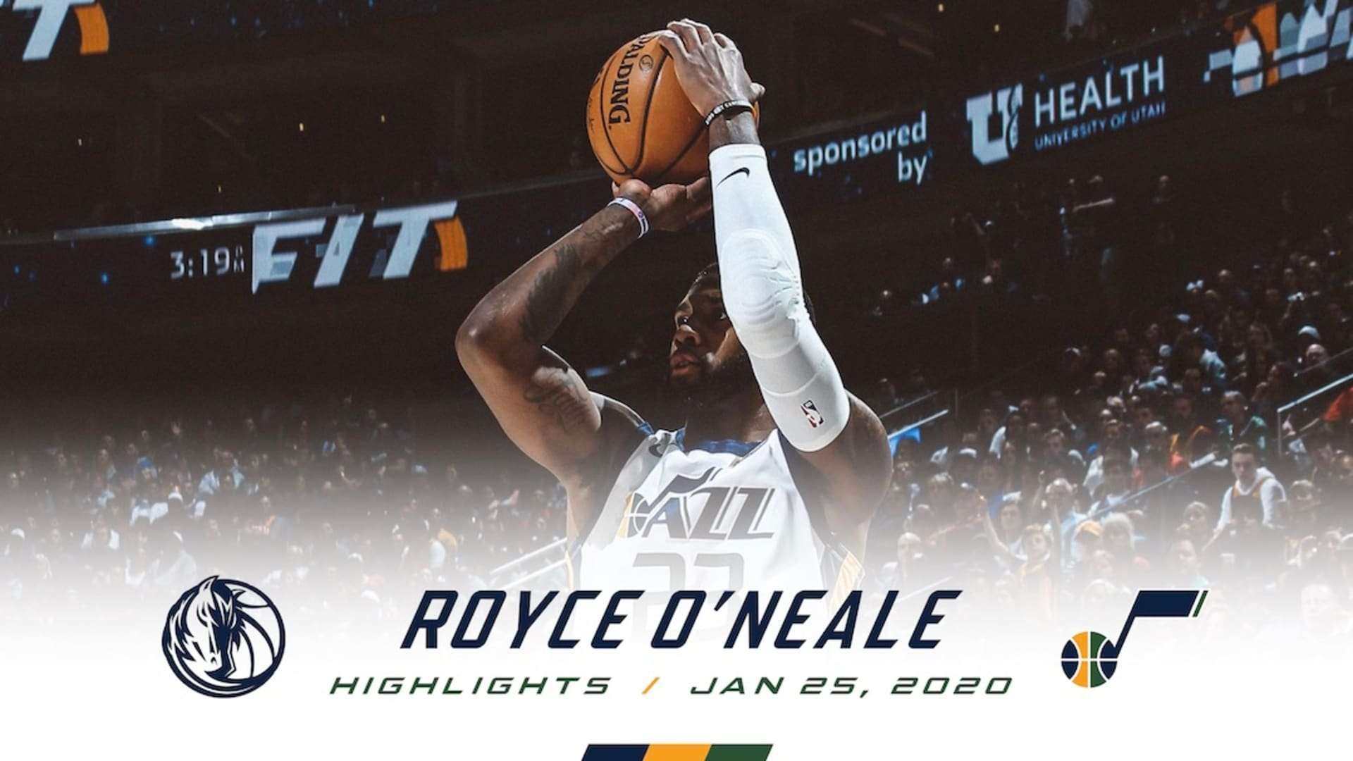 Highlights: Royce O'Neale — 12 points, 7 rebounds