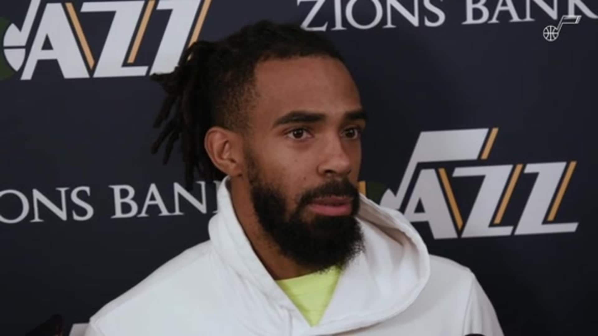 Postgame Interviews, 1.27 — Mike Conley