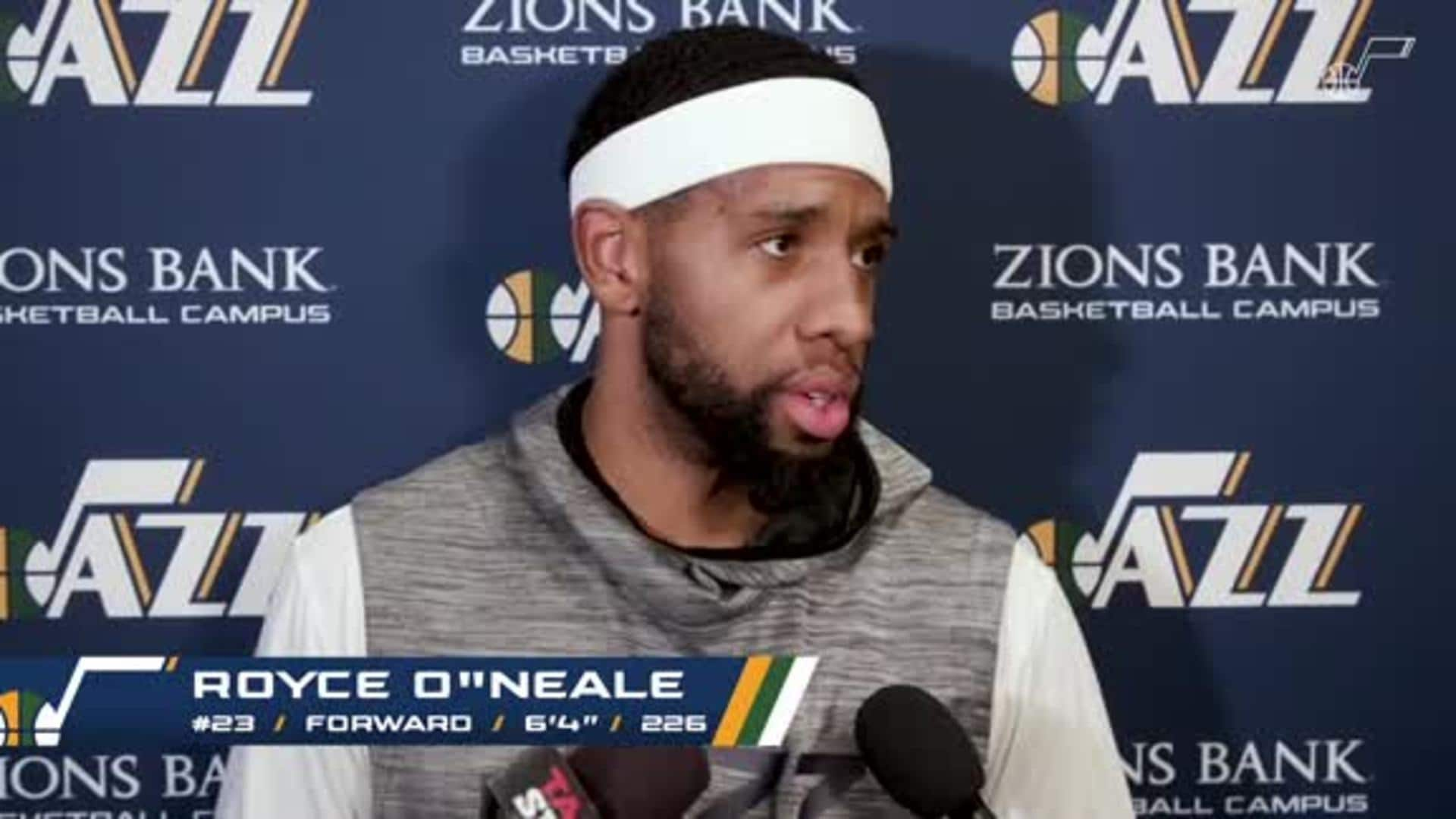 Shootaround Interviews, 2.7—Royce O'Neale