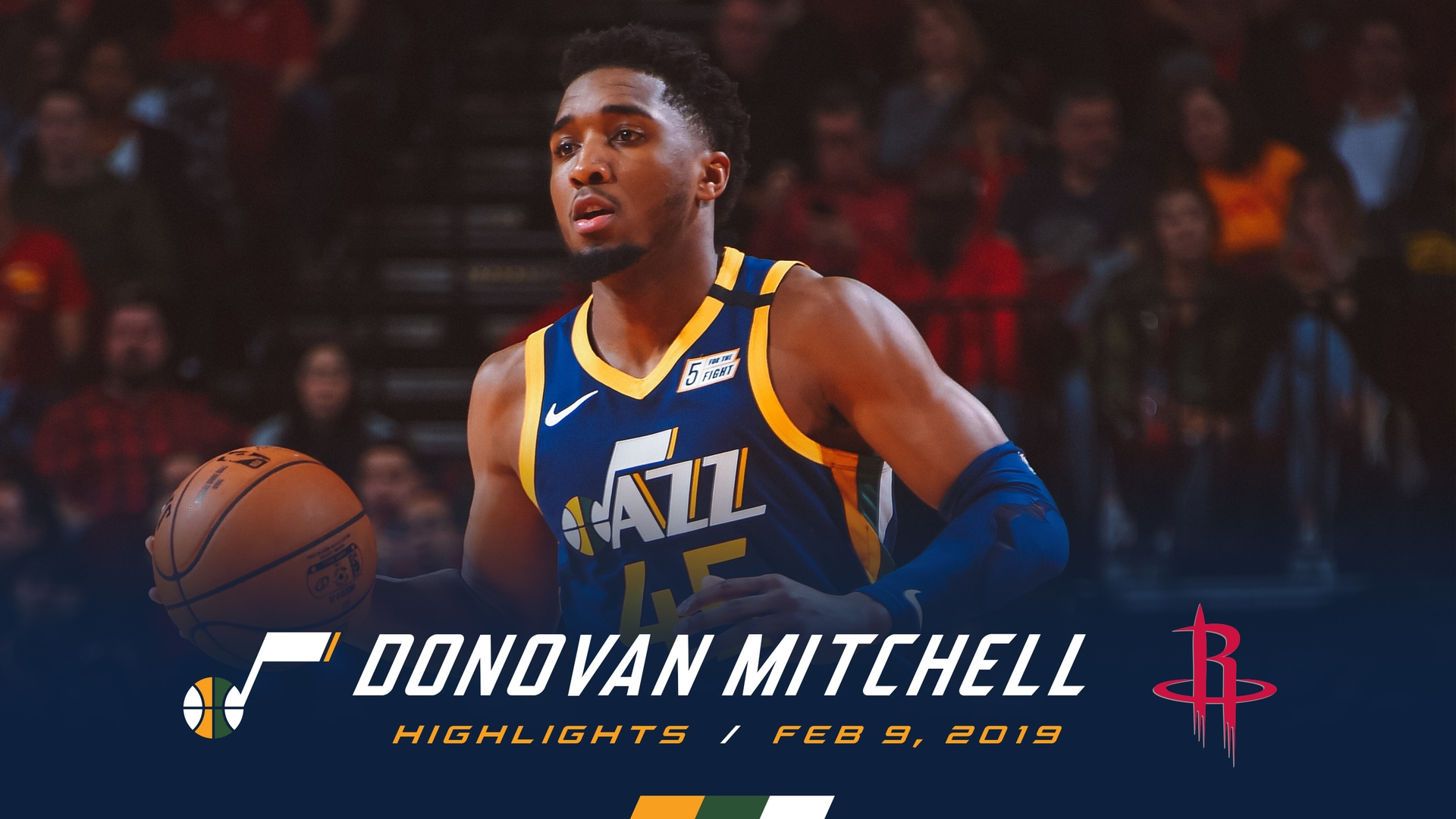 Highlights: Donovan Mitchell—24 points, 6 assists