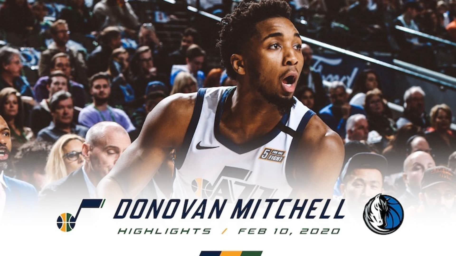 Highlights: Donovan Mitchell — 23 points, 4 rebounds