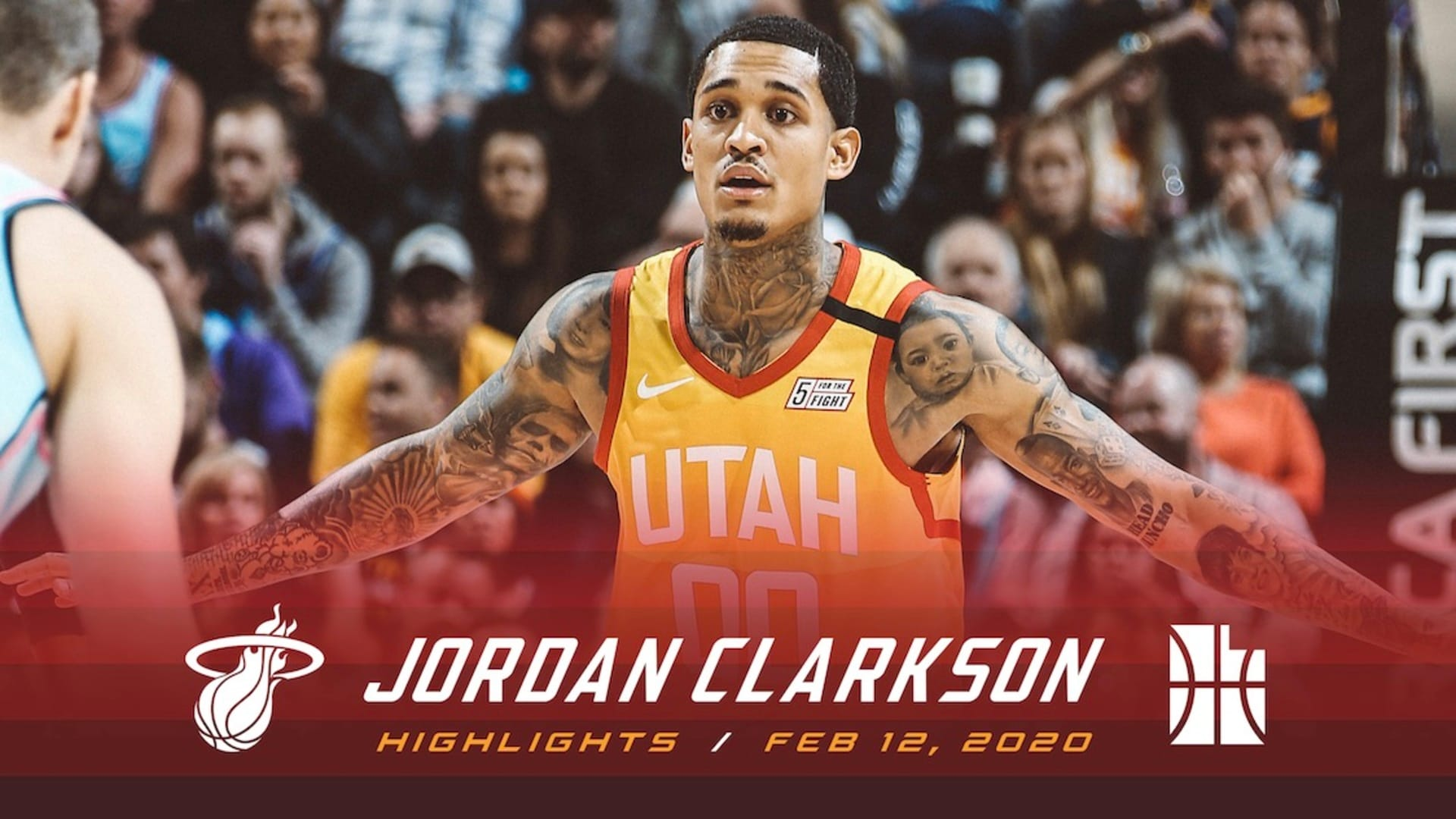 Highlights: Jordan Clarkson — 21 points, 4 3-pointers