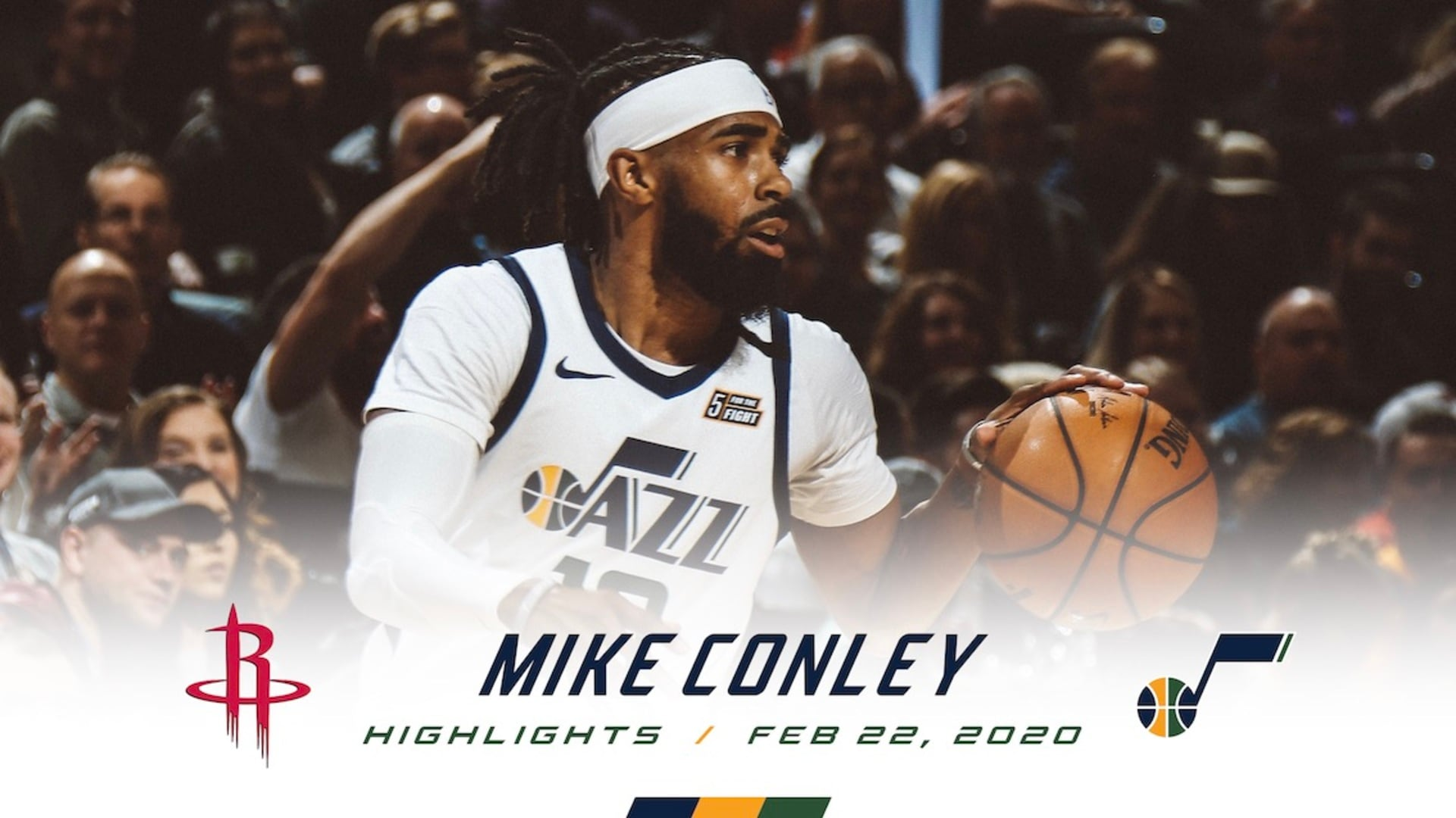 Highlights: Mike Conley — 13 points, 7 rebounds