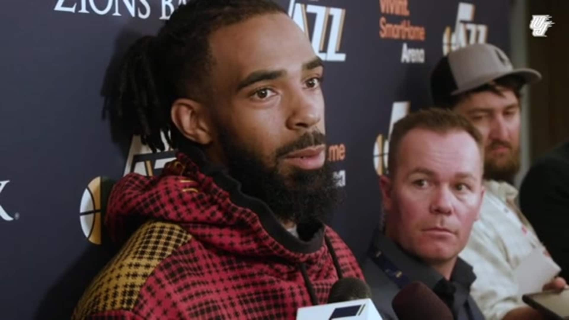 Postgame Interviews, 2.26 — Mike Conley