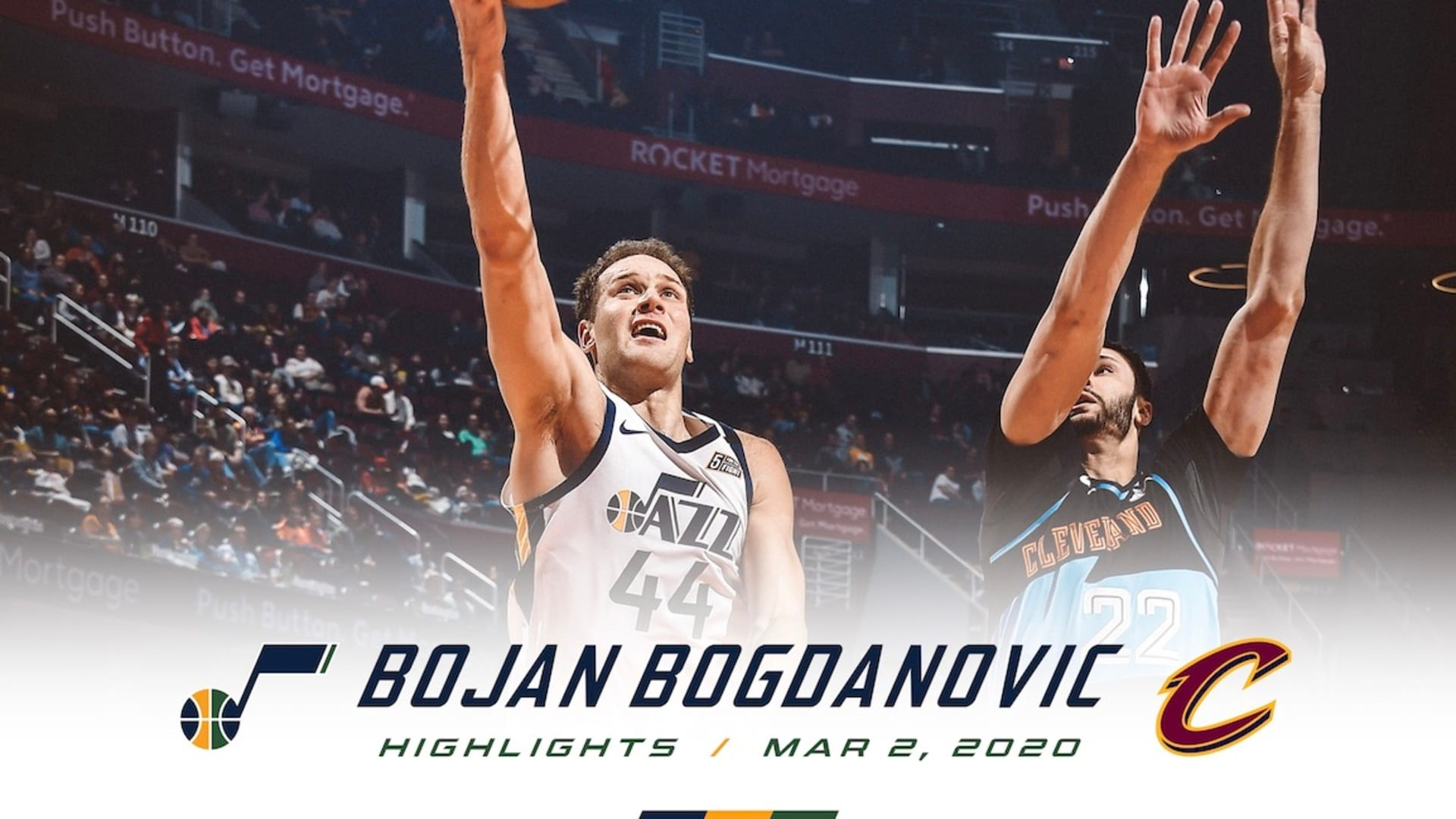 Highlights: Bojan Bogdanovic — 28 points, 5 3-pointers