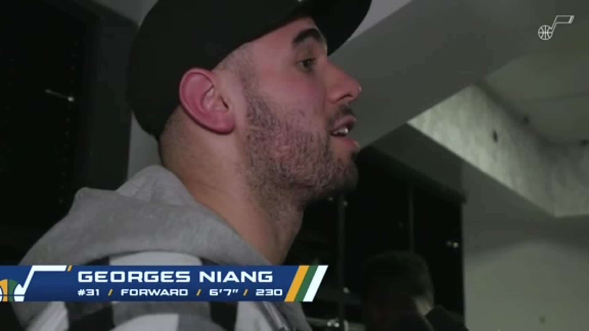 Georges Niang postgame—