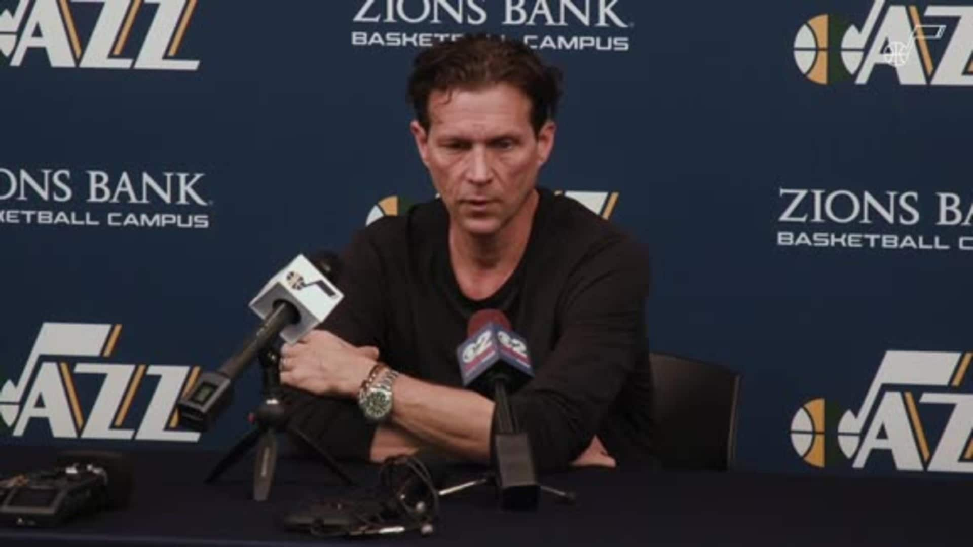 Shootaround Interviews, 3.9  — Coach Quin Snyder