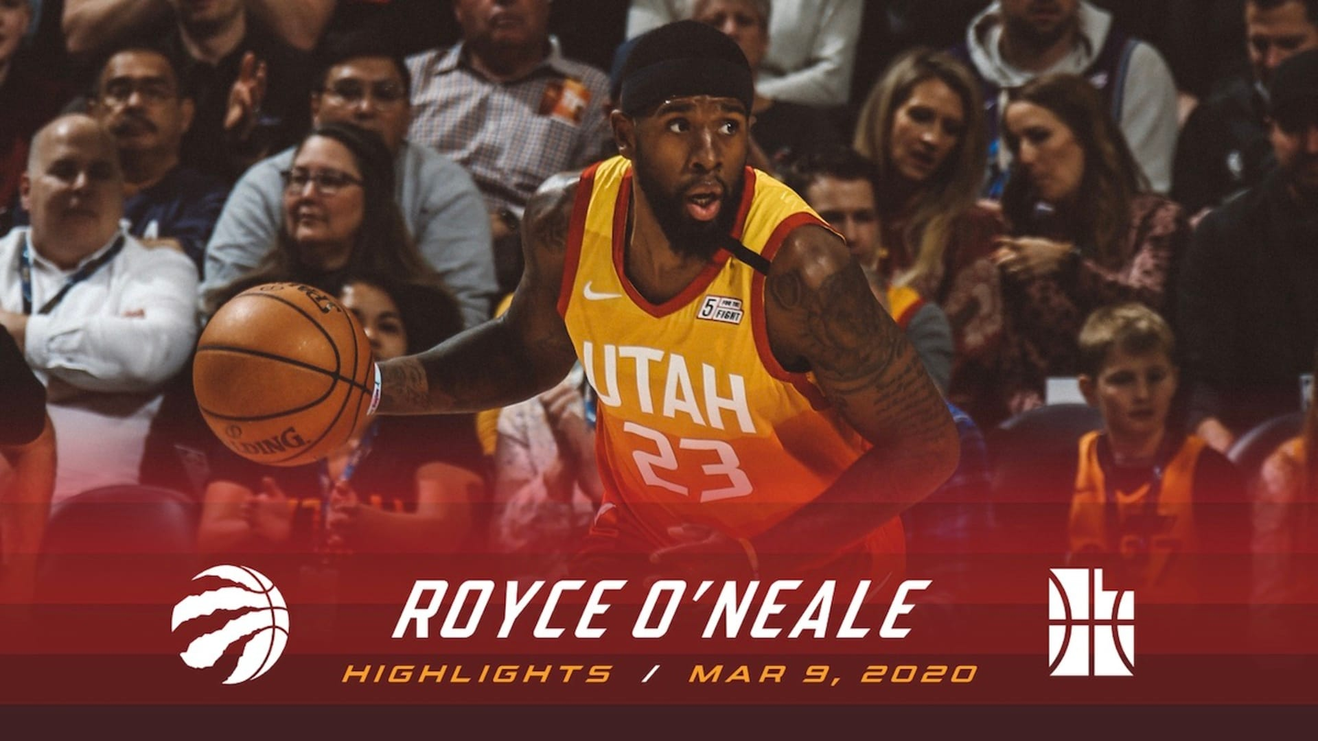 Highlights: Royce O'Neale — 15 points, 7 rebounds