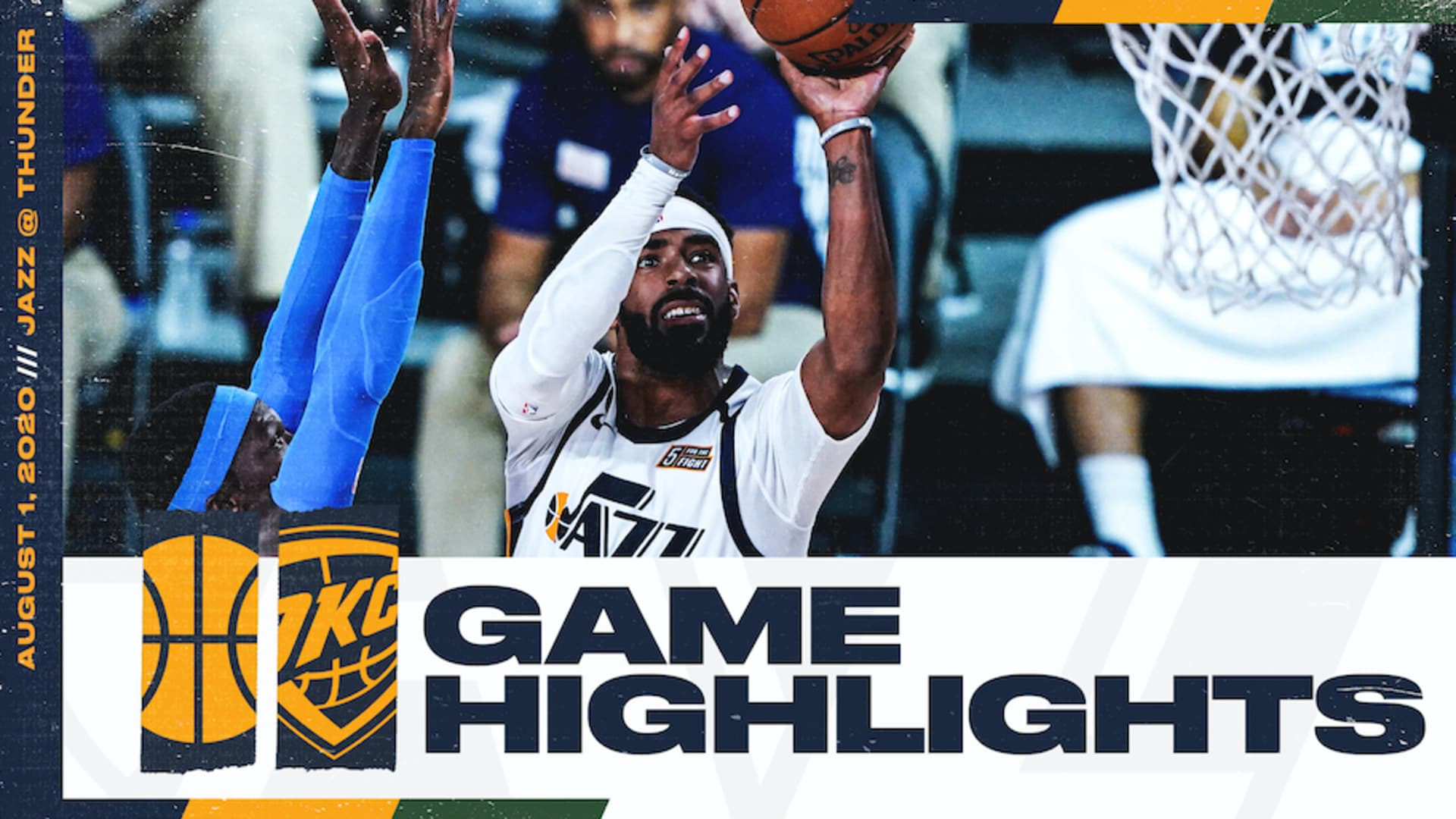 Highlights: Jazz 94 | Thunder 110