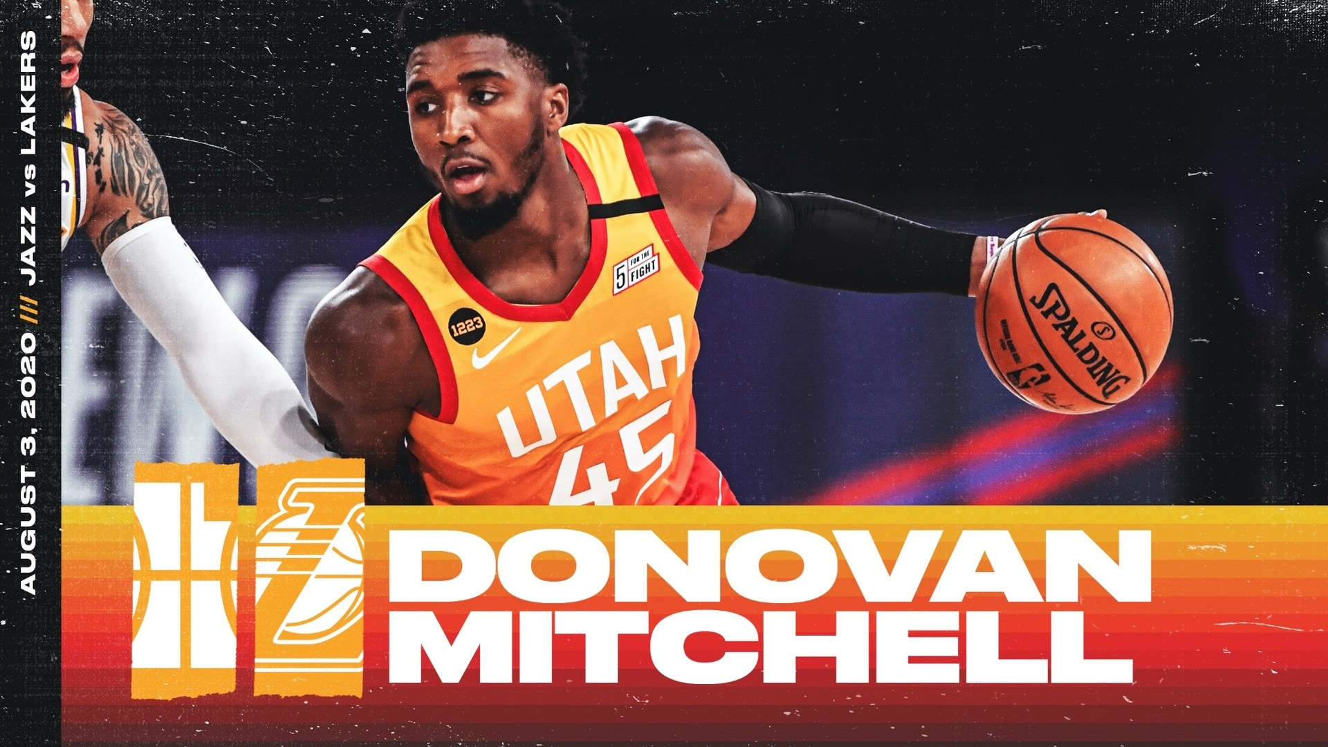 Highlights: Donovan Mitchell—33 points, 5 rebounds