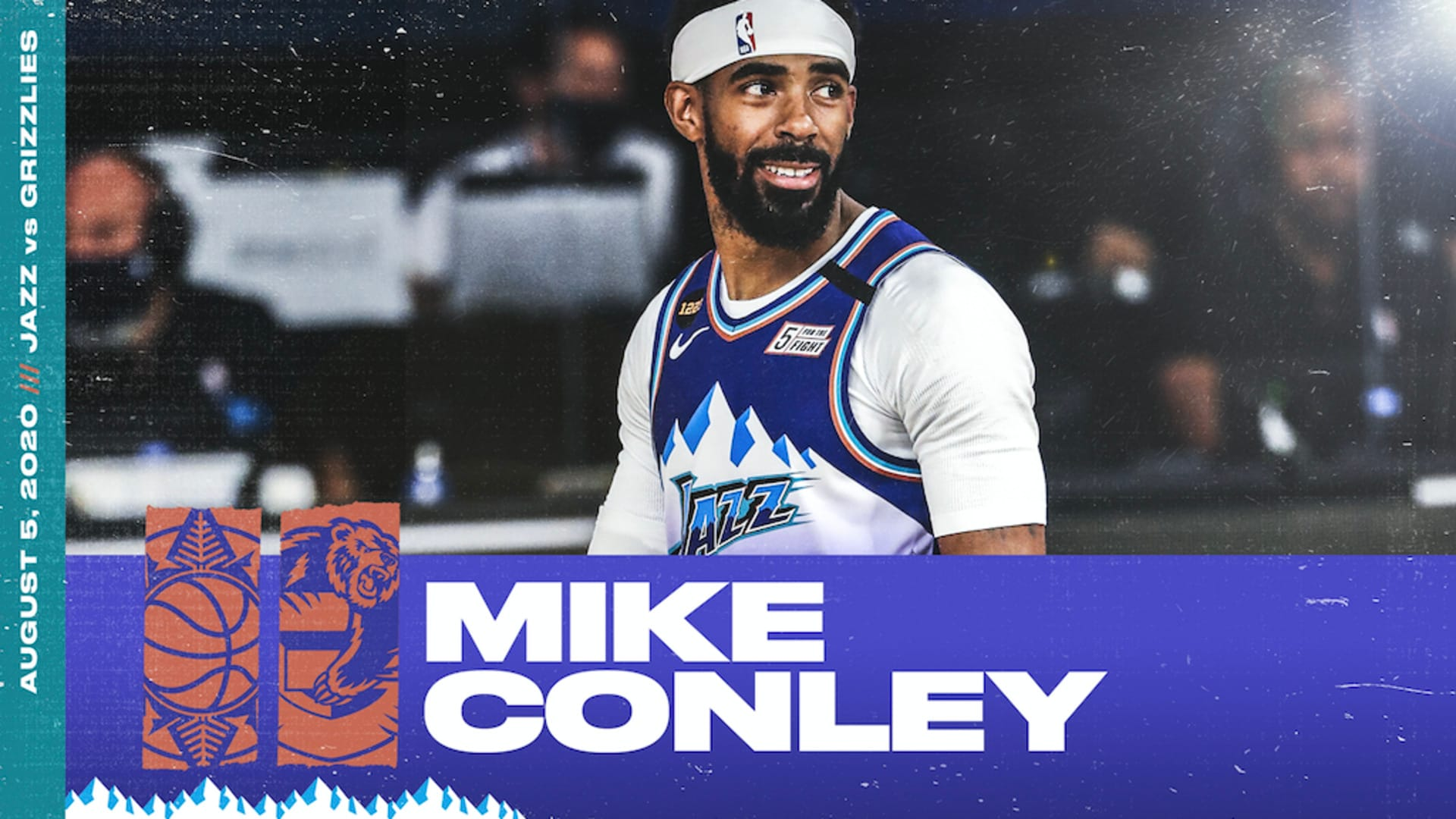 Highlights: Mike Conley — 23 points, 7 assists