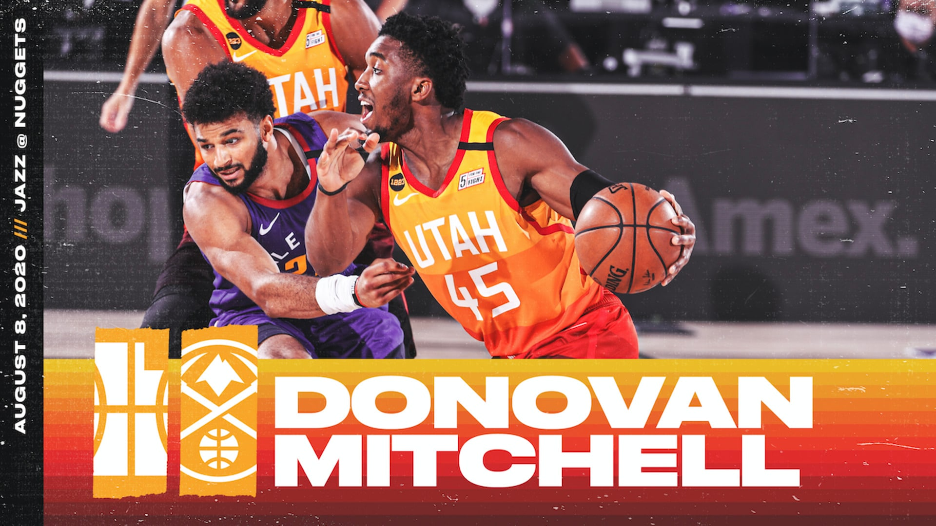 Highlights: Donovan Mitchell — 35 points, 8 assists
