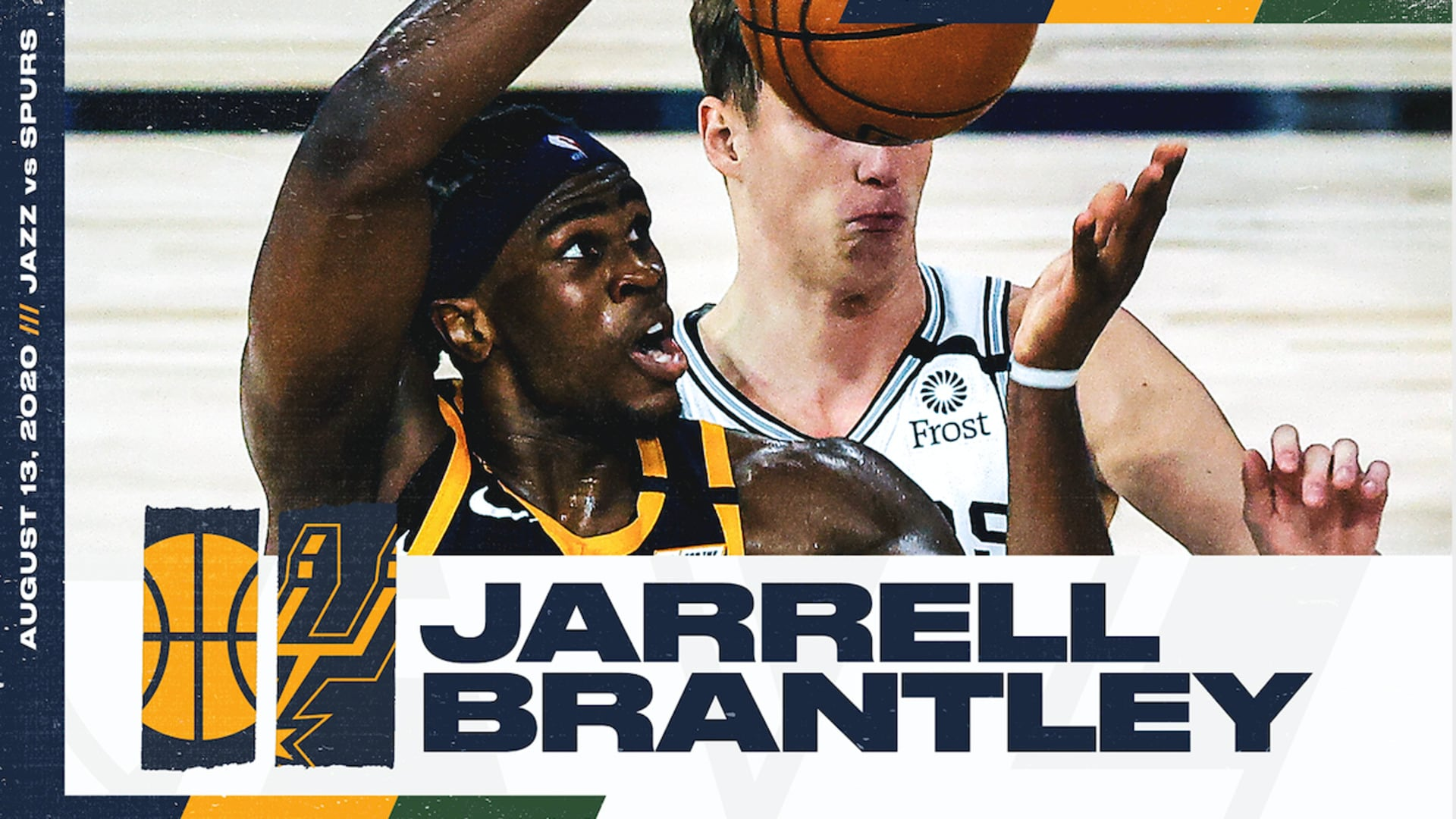 Highlights: Jarrell Brantley — 13 points, 6 assists