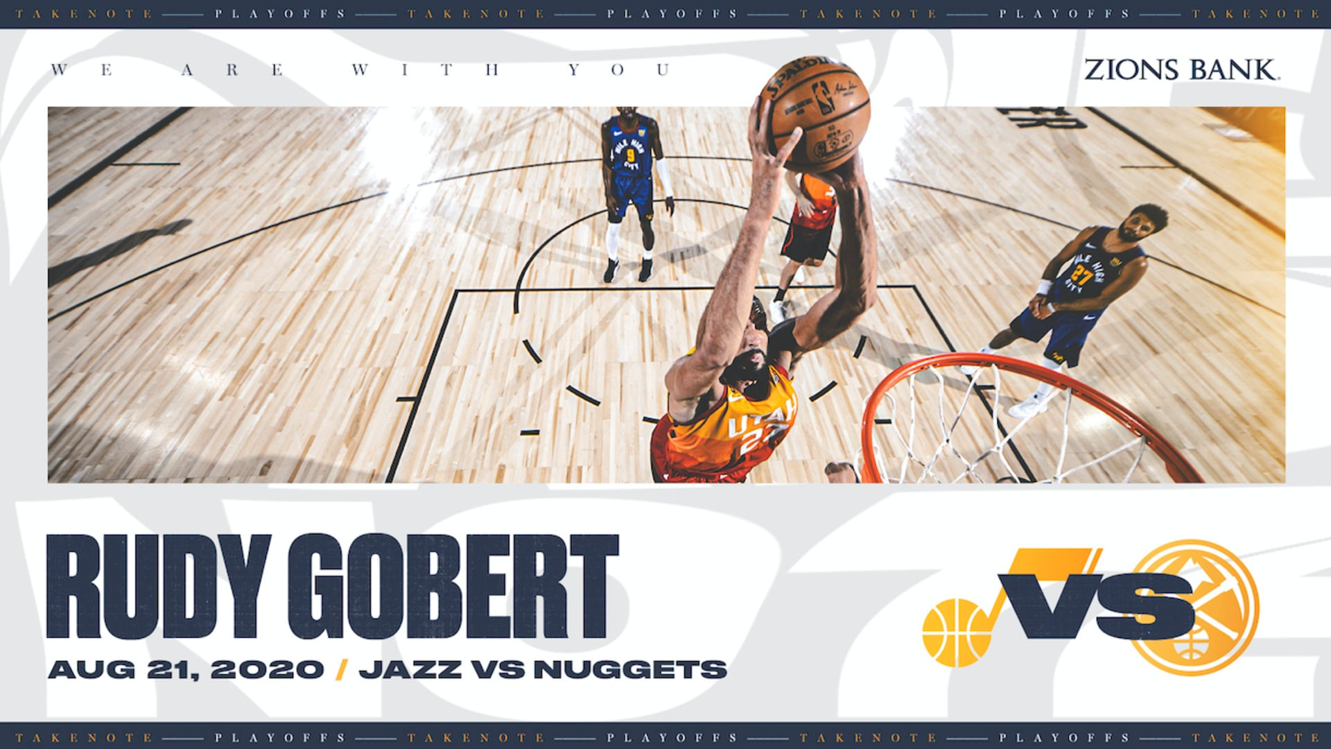 Highlights: Rudy Gobert — 24 points, 14 rebounds