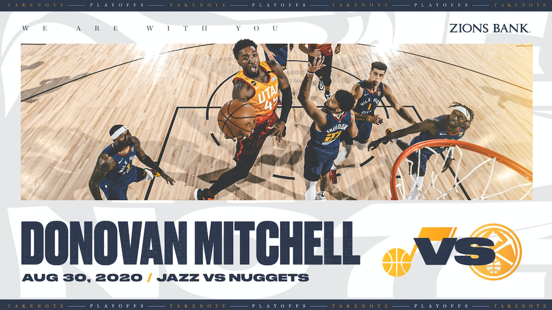 Highlights: Donovan Mitchell — 44 points, 9 3-pointers