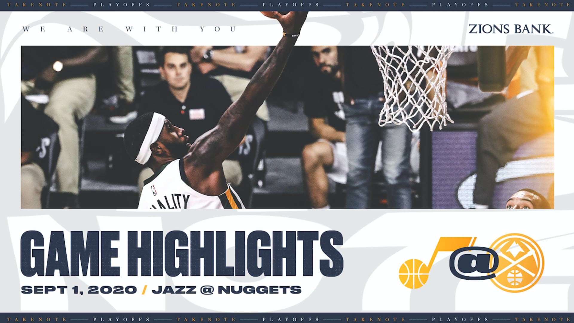 Highlights: Jazz 78 | Nuggets 80