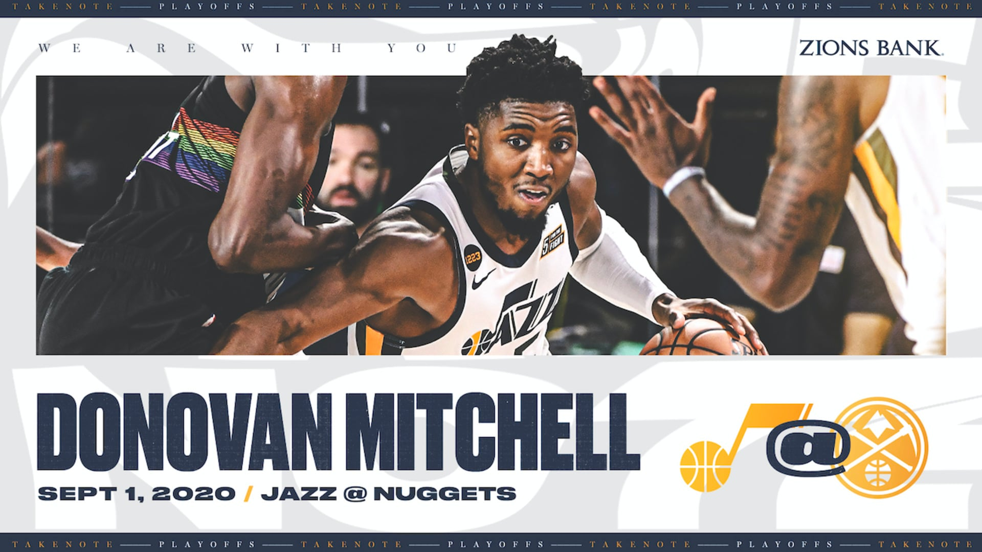 Highlights: Donovan Mitchell — 22 points, 9 rebounds