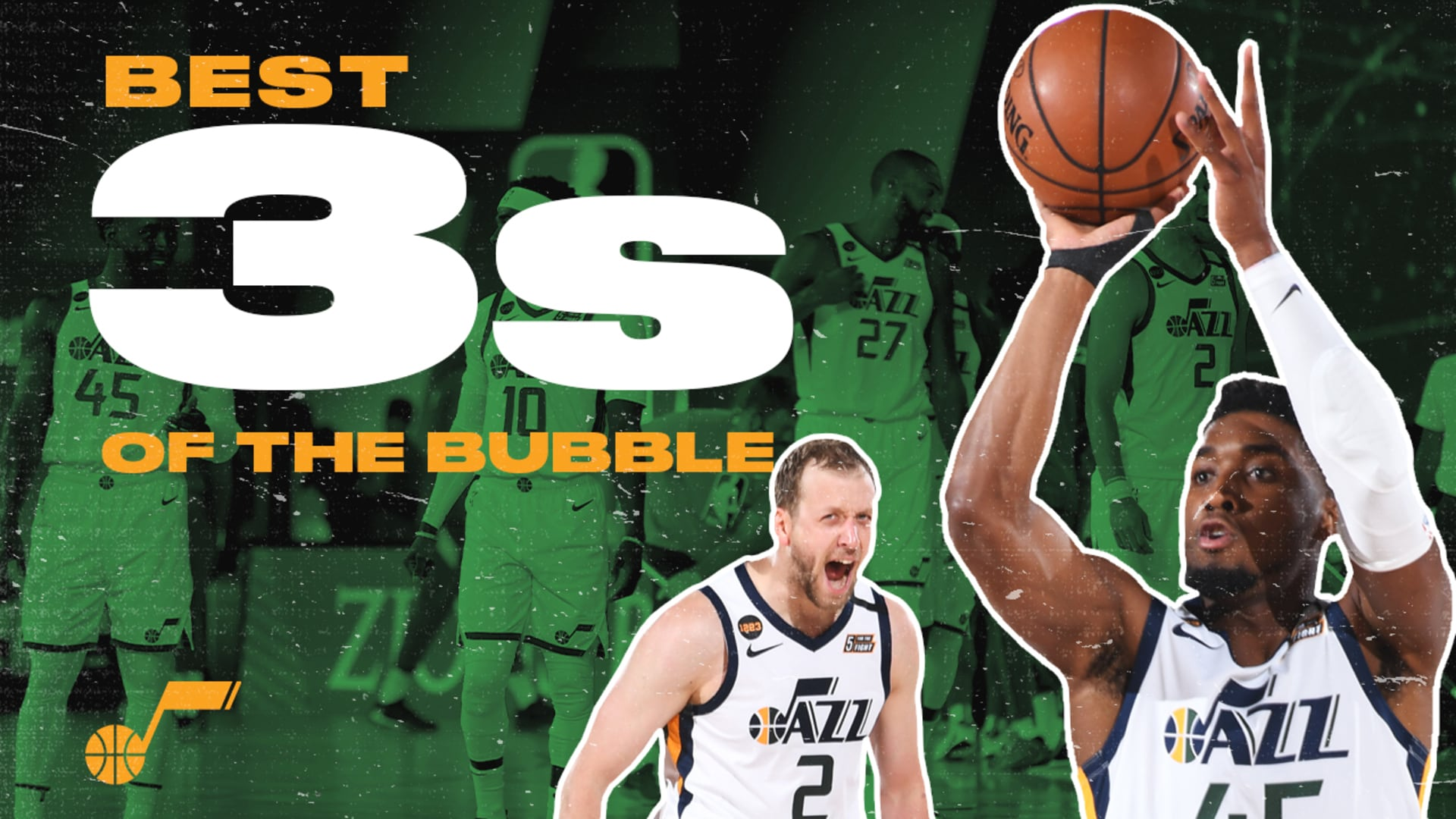 Top 10 3s of the Bubble - #ThreesOfTheWeek