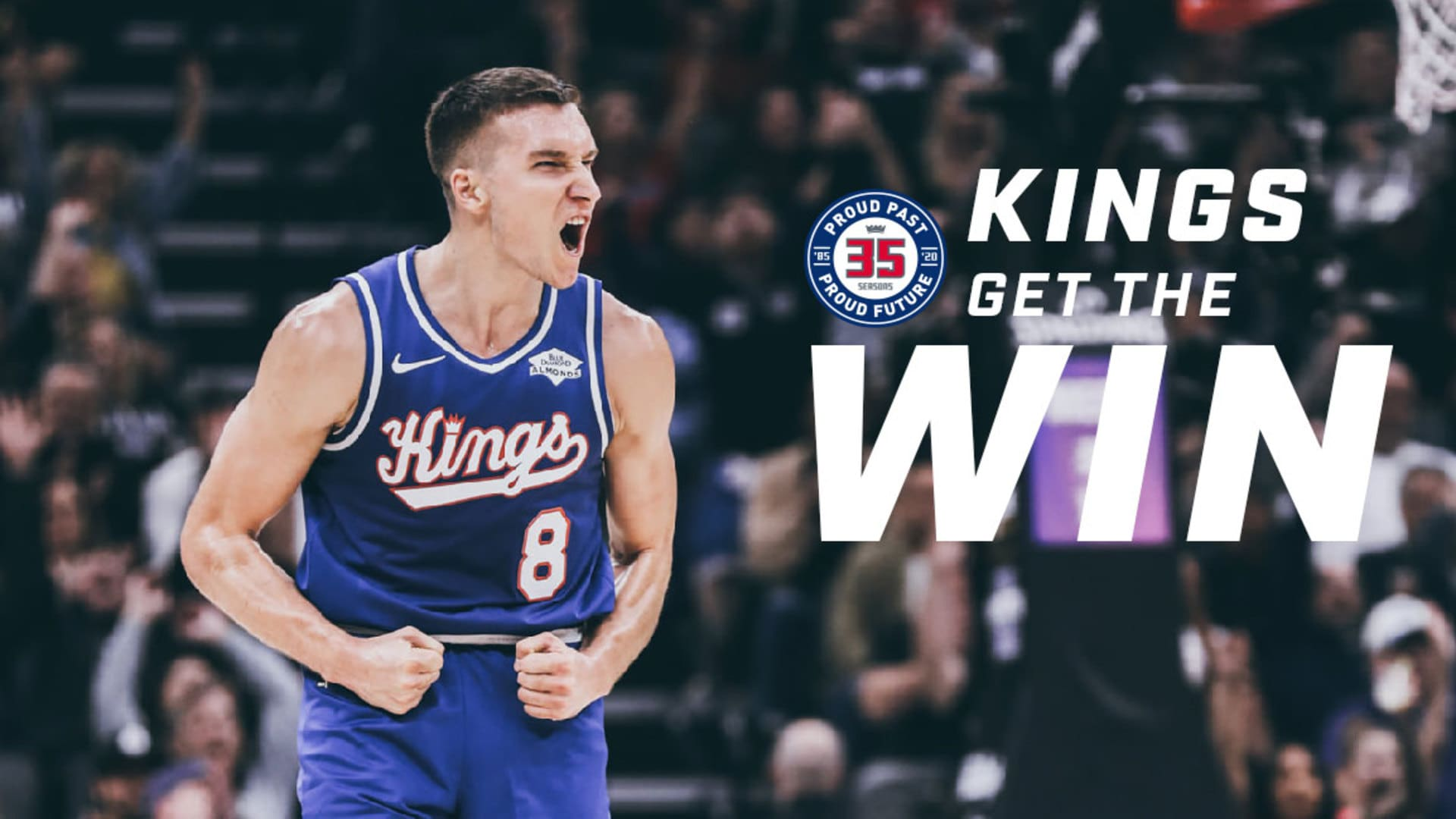 Sactown's First Win Goes Down to the Wire | Kings vs Jazz