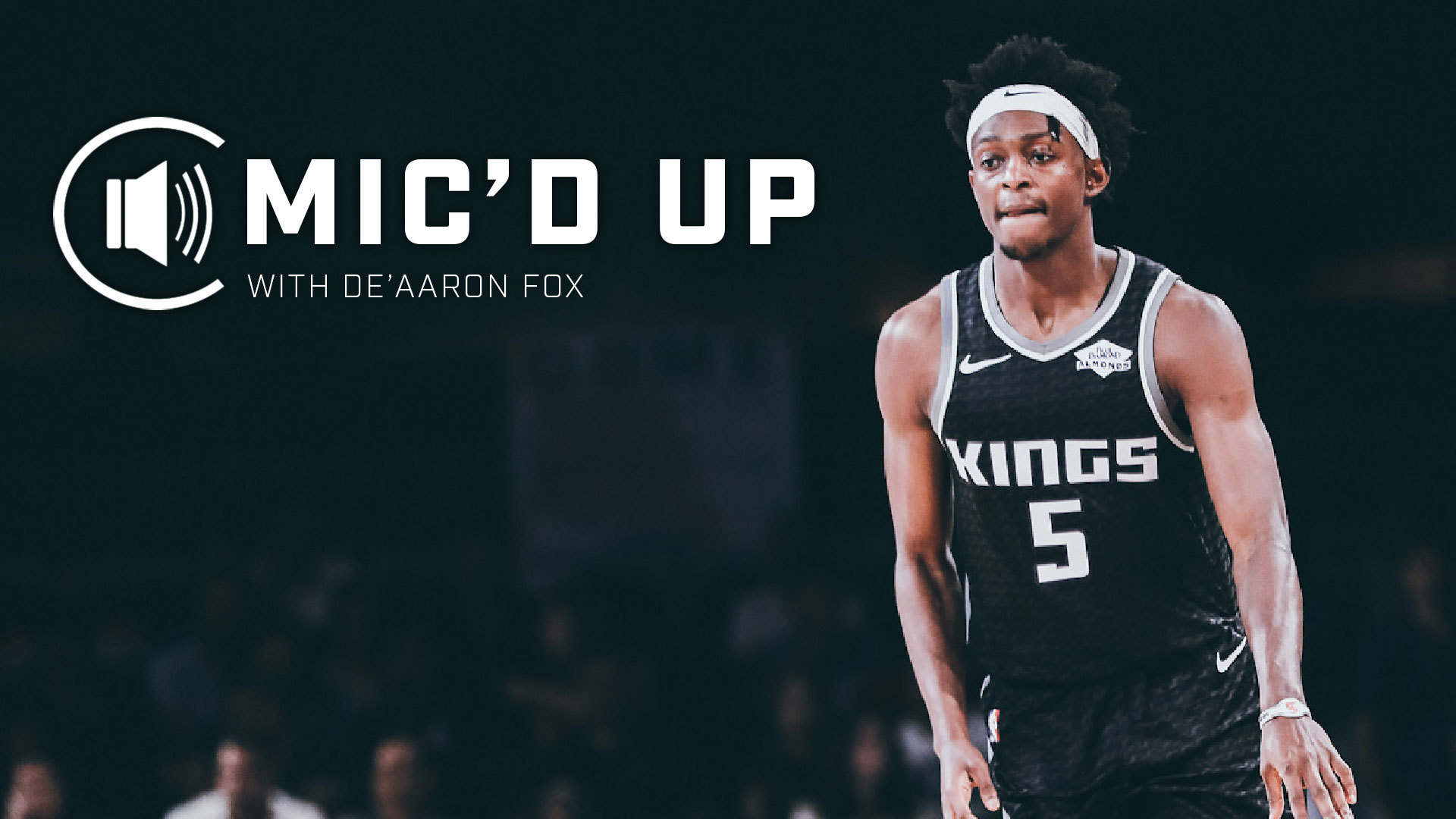 Mic'd Up | De'Aaron Fox at NBA India Games