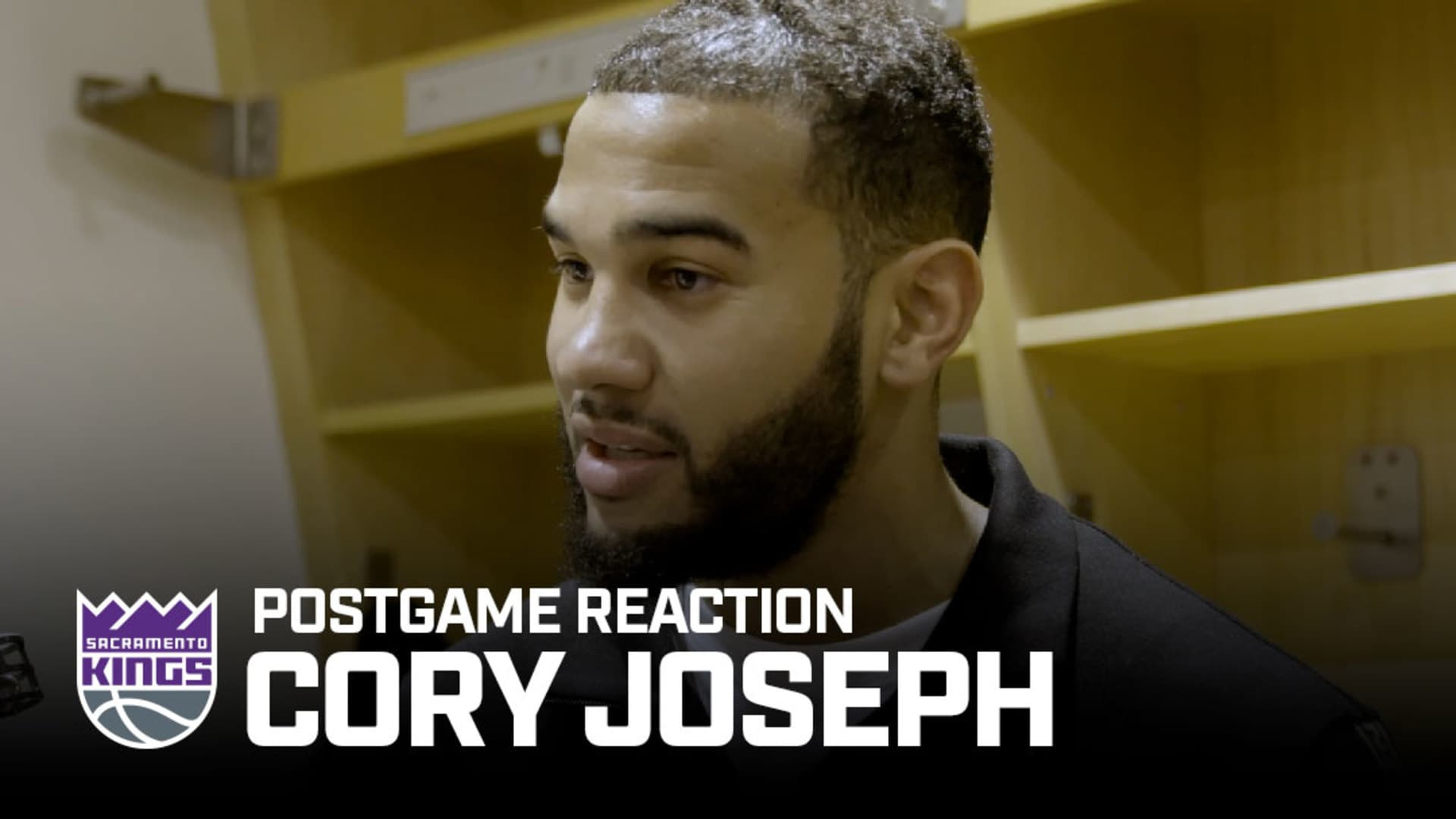'We Kept Fighting Out There' | Cory Joseph Postgame Reaction 11.7.19