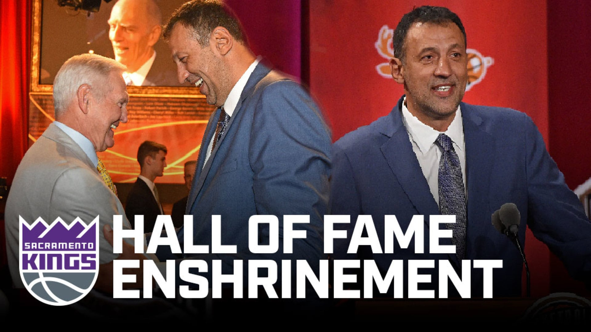 Behind the Scenes: Vlade Divac | 2019 Basketball Hall of Fame