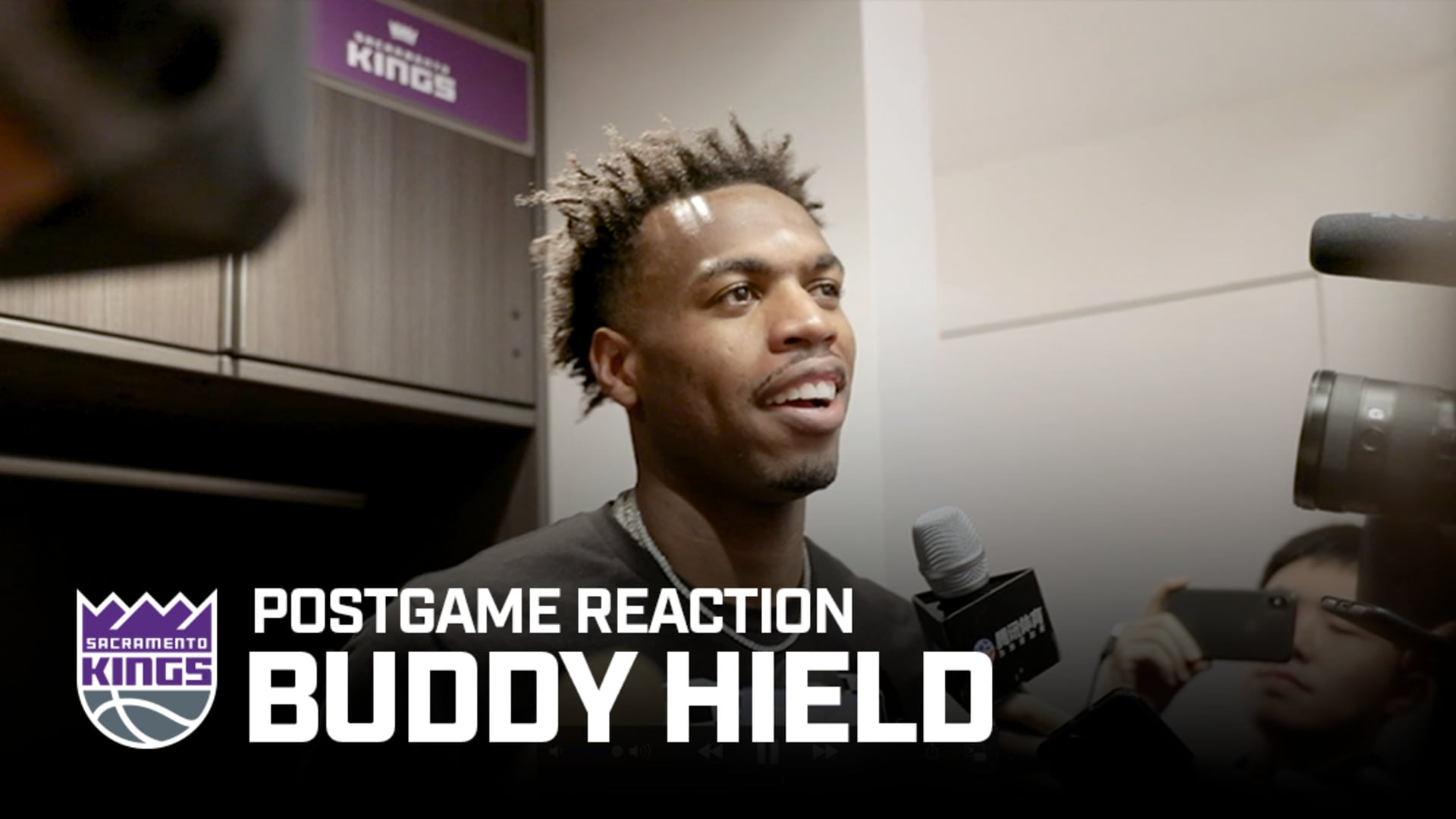 'Next shot is the best shot' | Buddy Hield Postgame Reaction 11.17.19