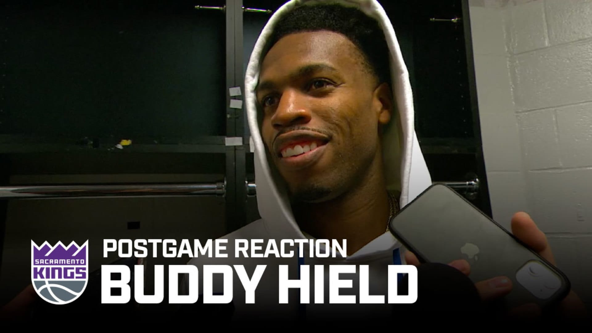 'It's a Great Opportunity, Great Career-High' | Buddy Hield Postgame Reaction 11.26.19
