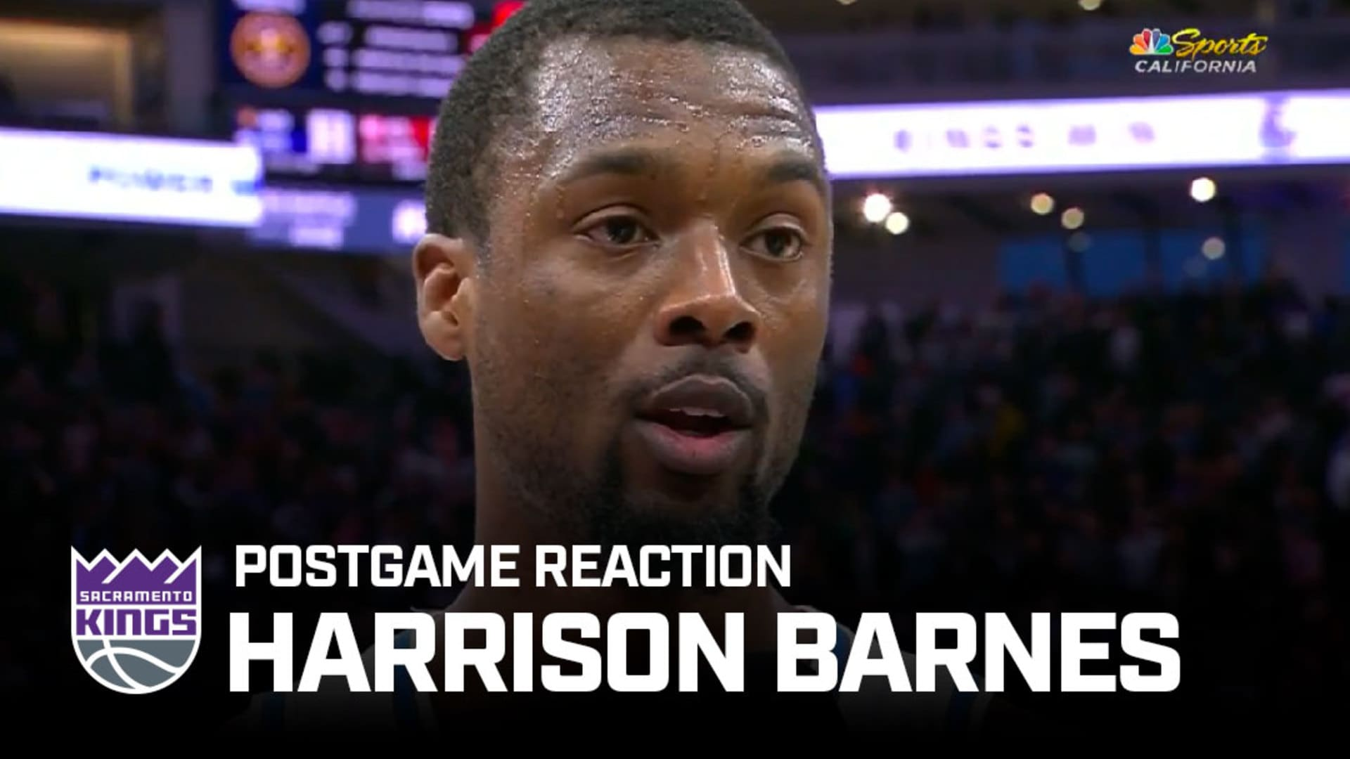 'Everyone On This Team Made Big Plays' | Harrison Barnes Postgame Reaction 11.30.19