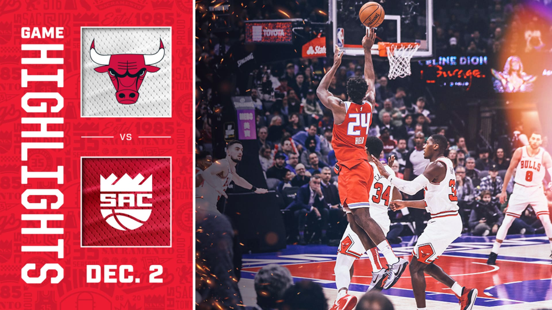 Down to the Wire Battle | Kings vs Bulls