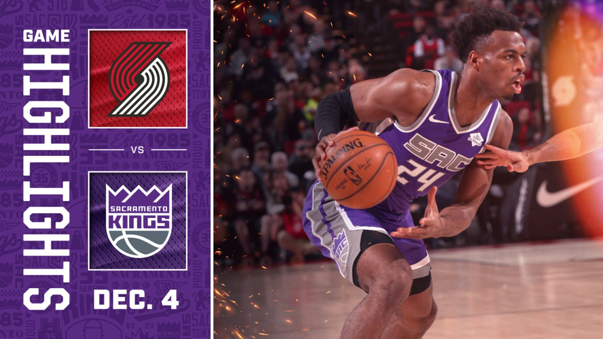 Sactown Battles Portland in SHOOTOUT | Kings vs Blazers