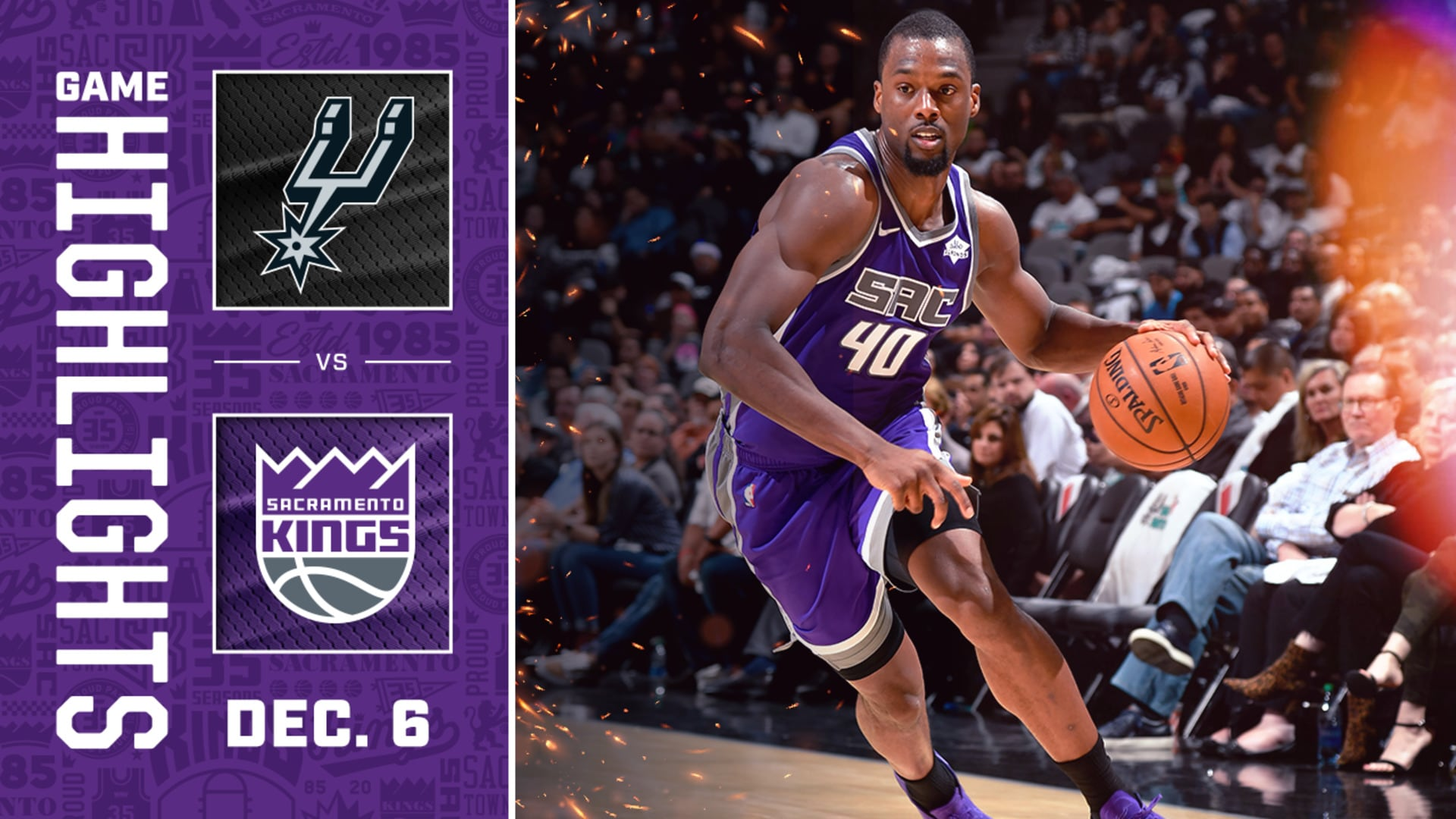 Down to the Wire in San Antonio + OT | Kings vs Spurs