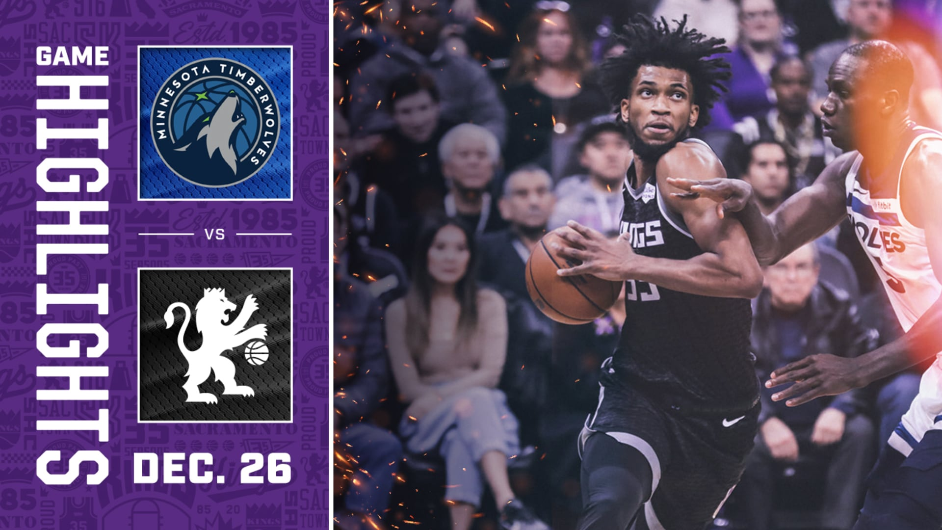 Down to DOUBLE OT in Sacramento | Kings vs Timberwolves