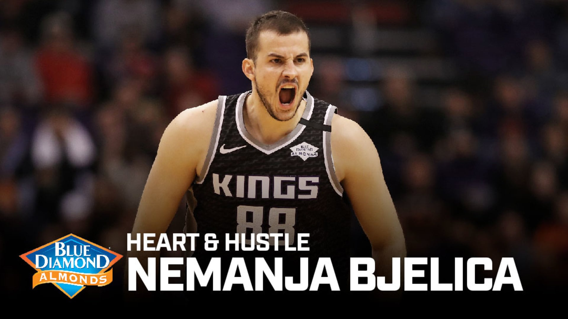 Blue Diamond Heart & Hustle Player of the Month | December 2019