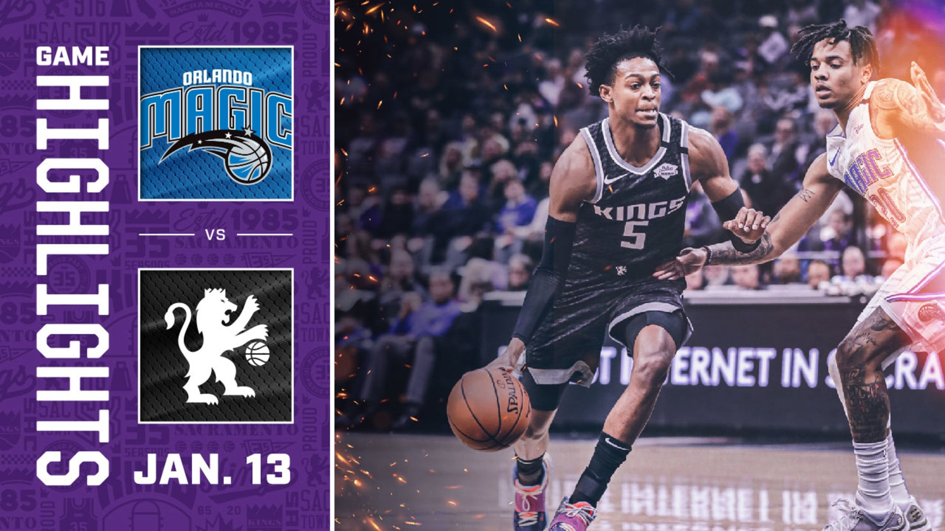 Sactown Goes Down to the Wire | Kings vs Magic