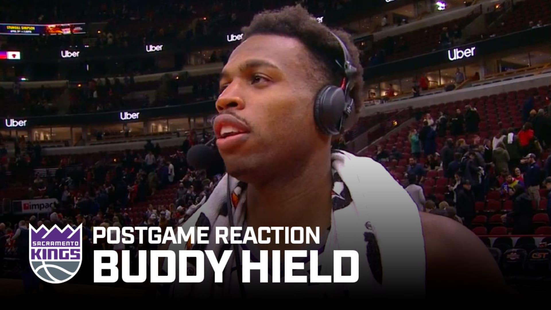 'Any Win We Could Take, We'd Love to Have That' | Buddy Hield Postgame Interview 1.24.20