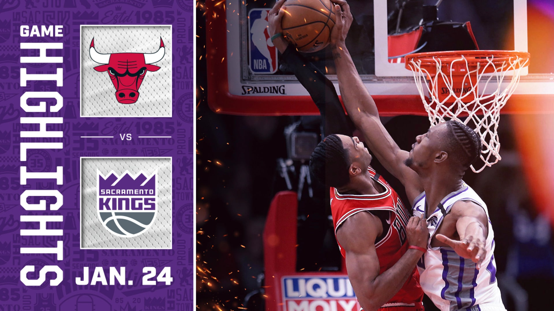 Kings Snap the Losing Skid in Chicago! | Kings vs Bulls