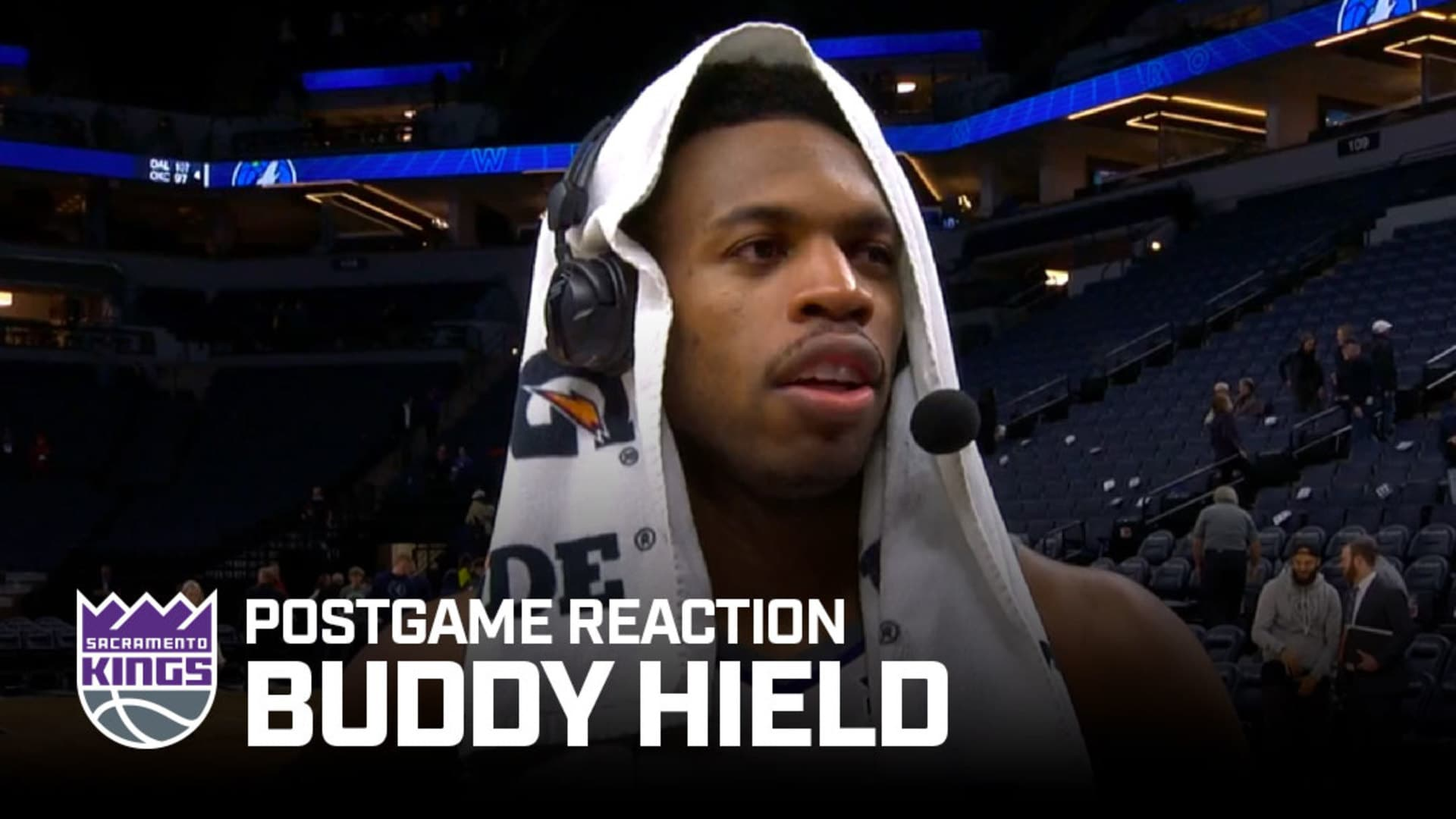 'It Was All for Kobe' | Buddy Hield Postgame Interview 1.27.20