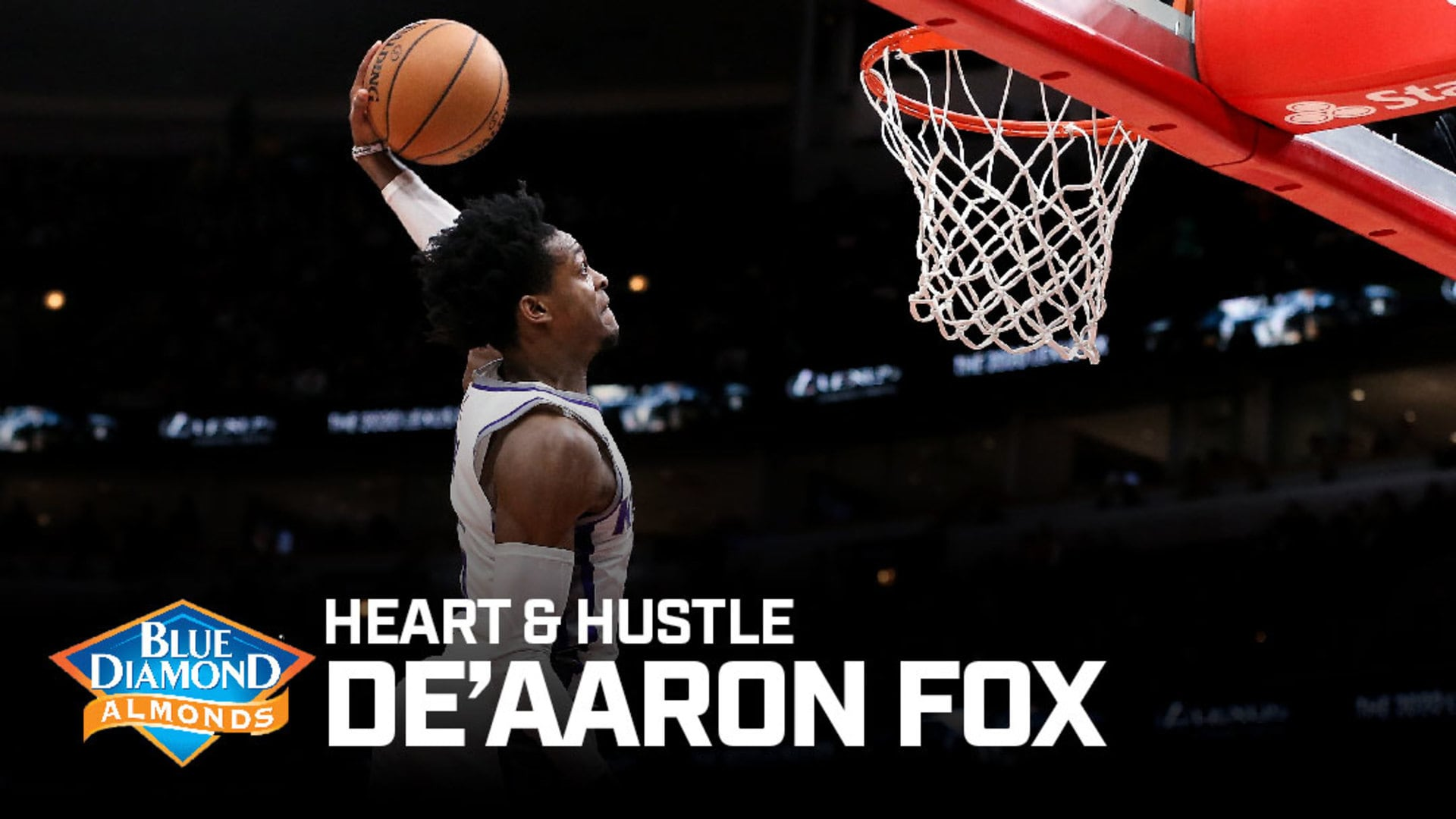 Blue Diamond Heart & Hustle Player of the Month   January 2019