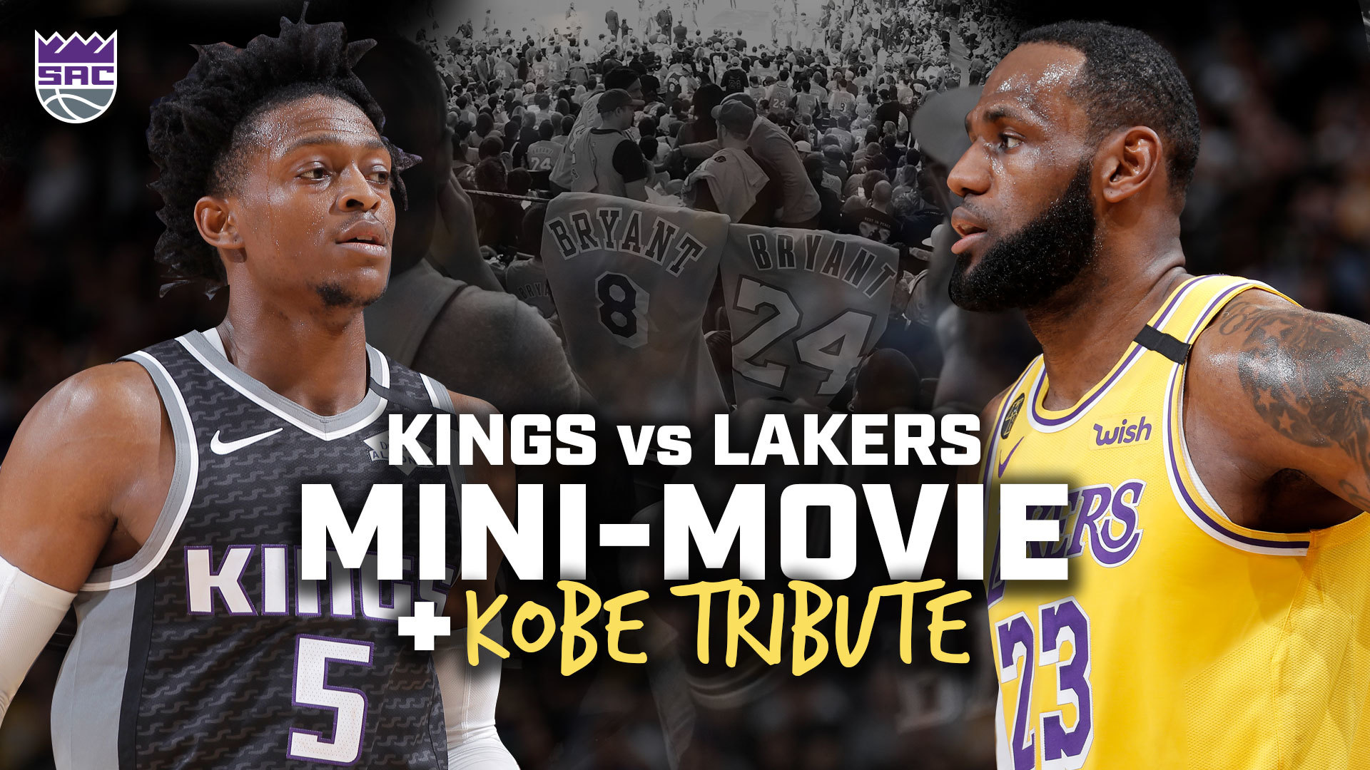 Kings vs Lakers Mini-Movie 2.1.20