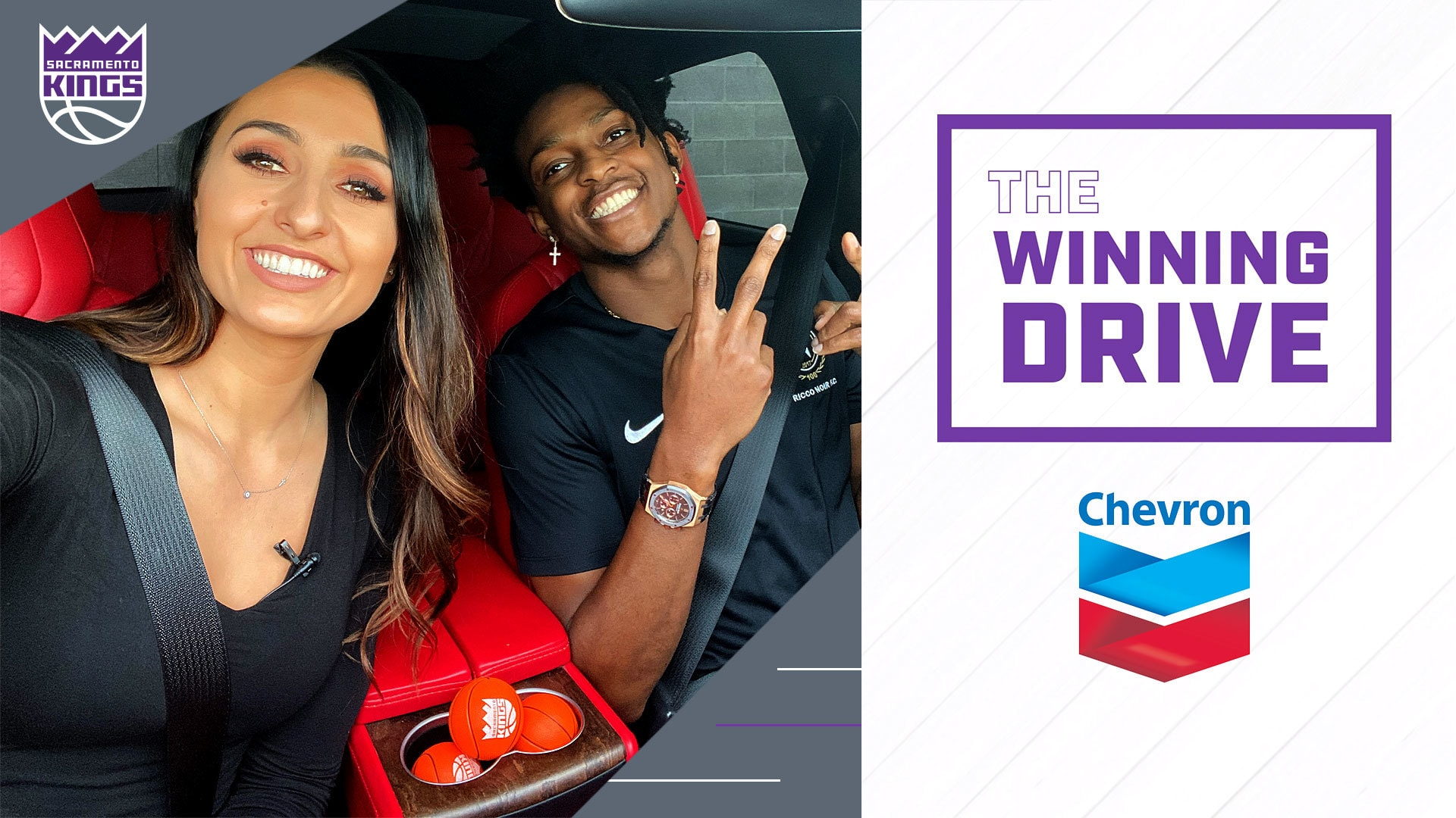 The Winning Drive Presented by Chevron | De'Aaron Fox